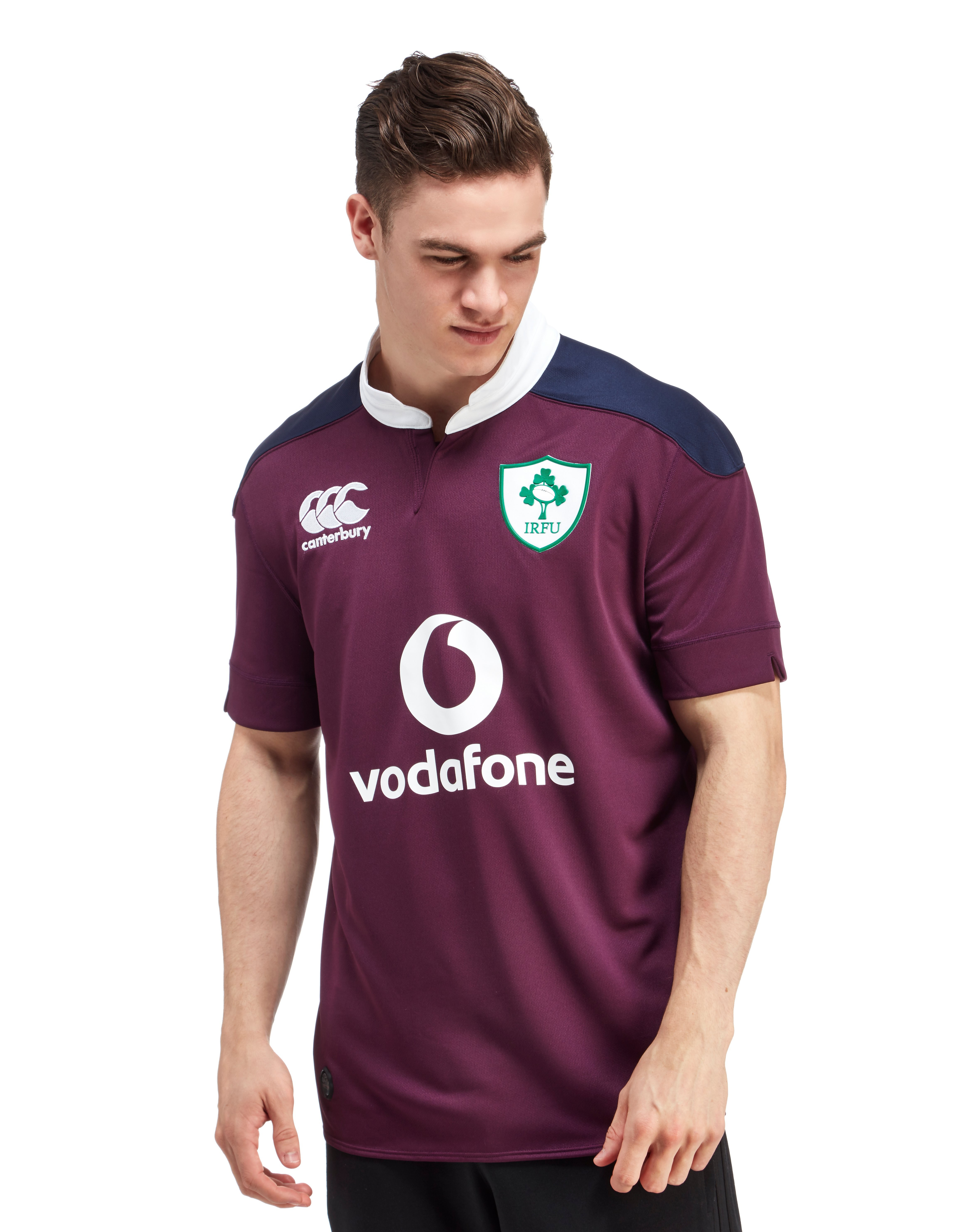 Canterbury Ireland RFU 2016/17 Alternate Shirt
