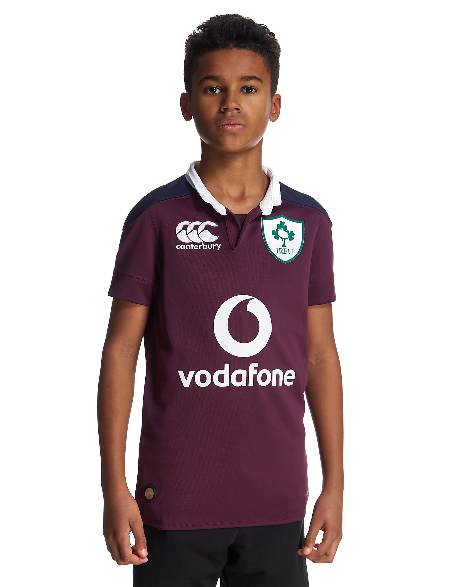 Canterbury Ireland RFU 2016/17 Alternate Shirt Jnr