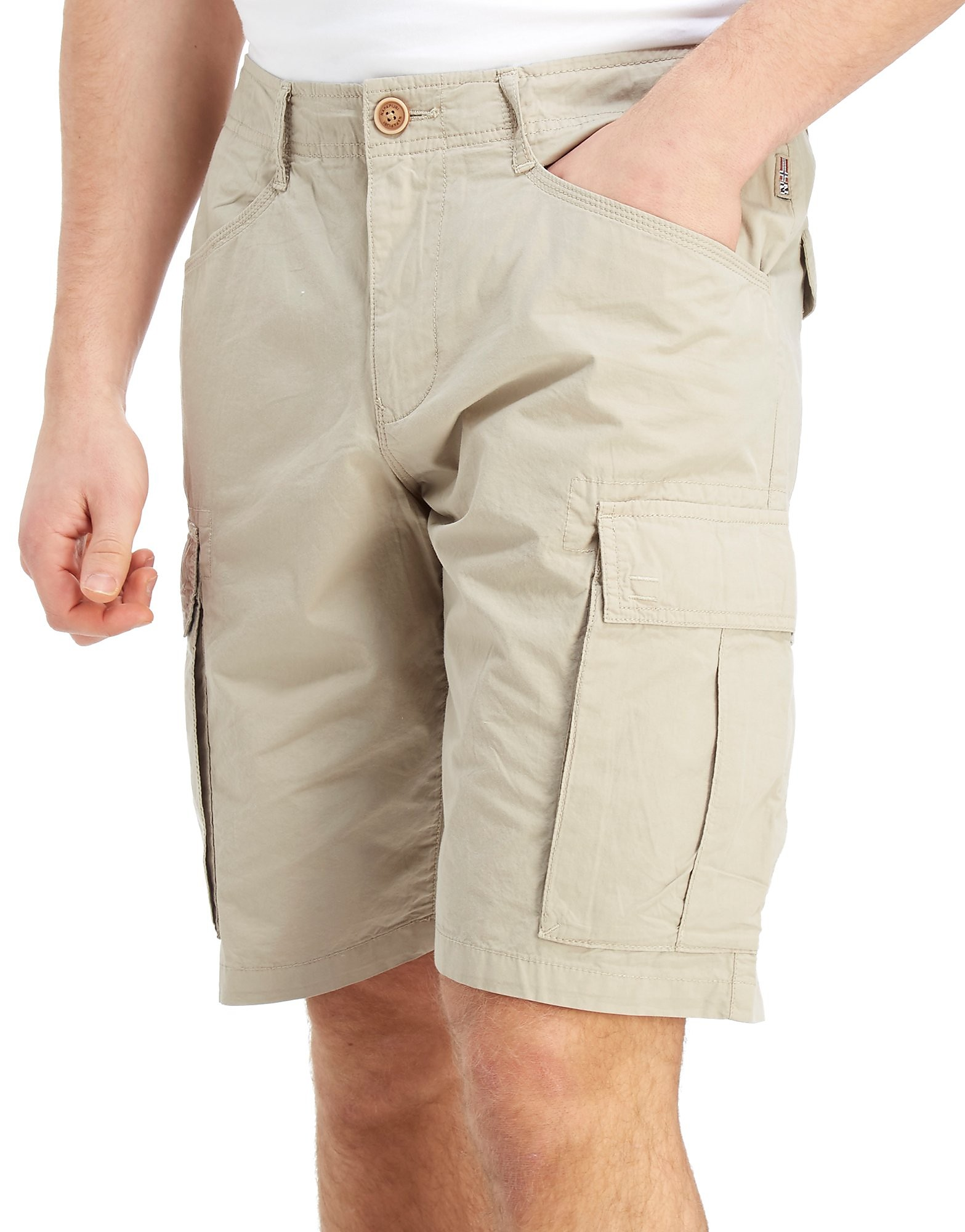 Napapijri pantalón corto Cargo