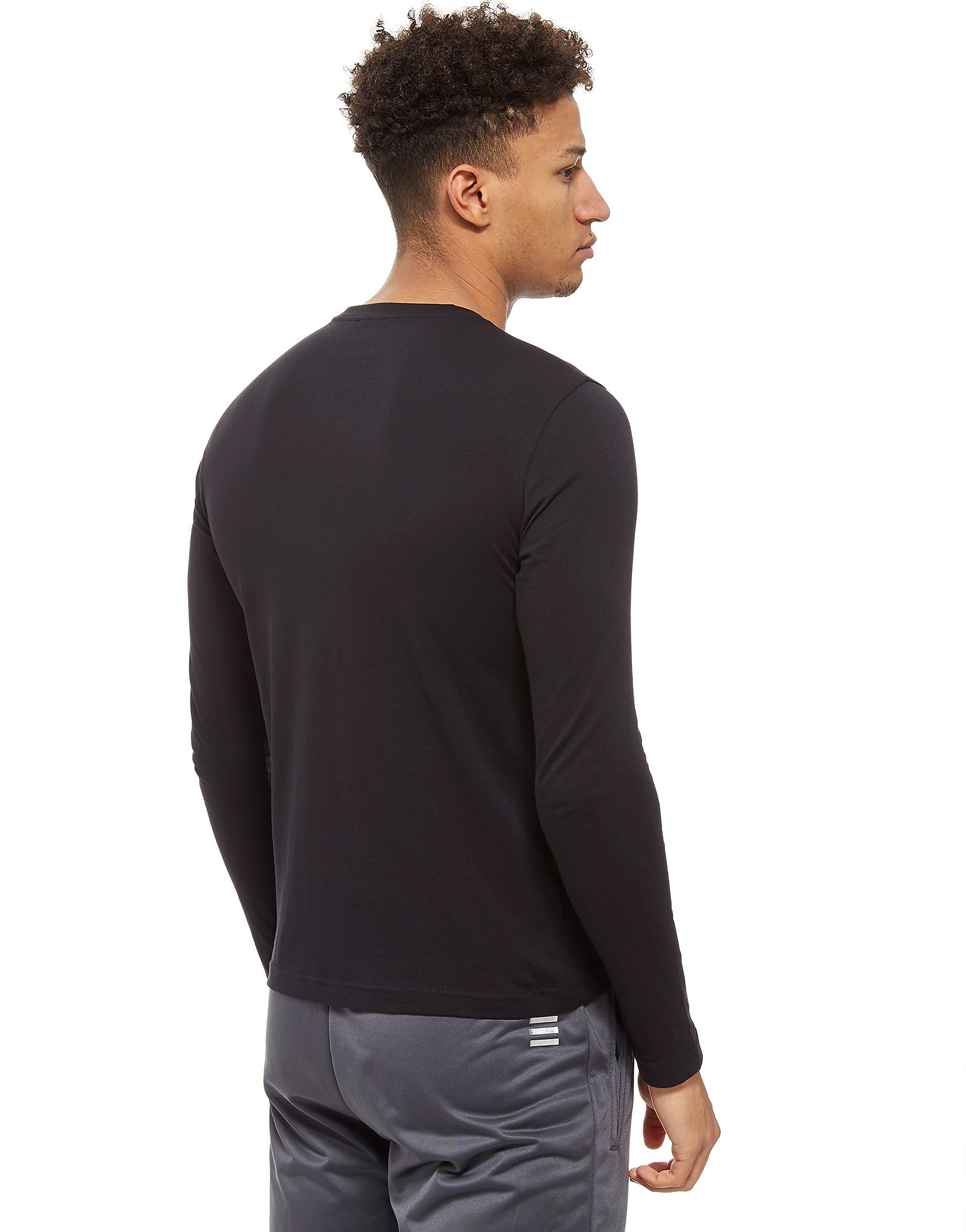 Emporio Armani EA7 Long Sleeve Eagle T-Shirt