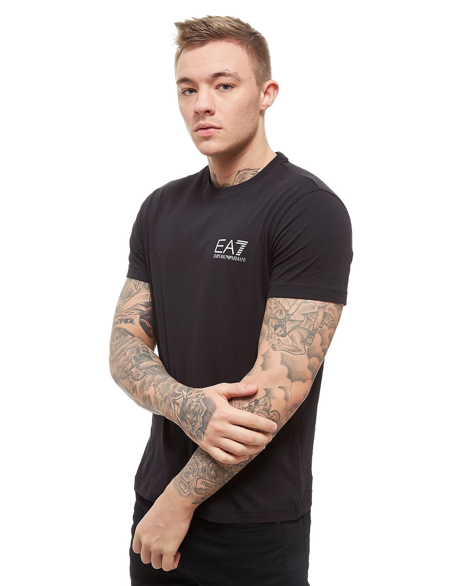 Emporio Armani EA7 Core T-Shirt Homme - Black, Black