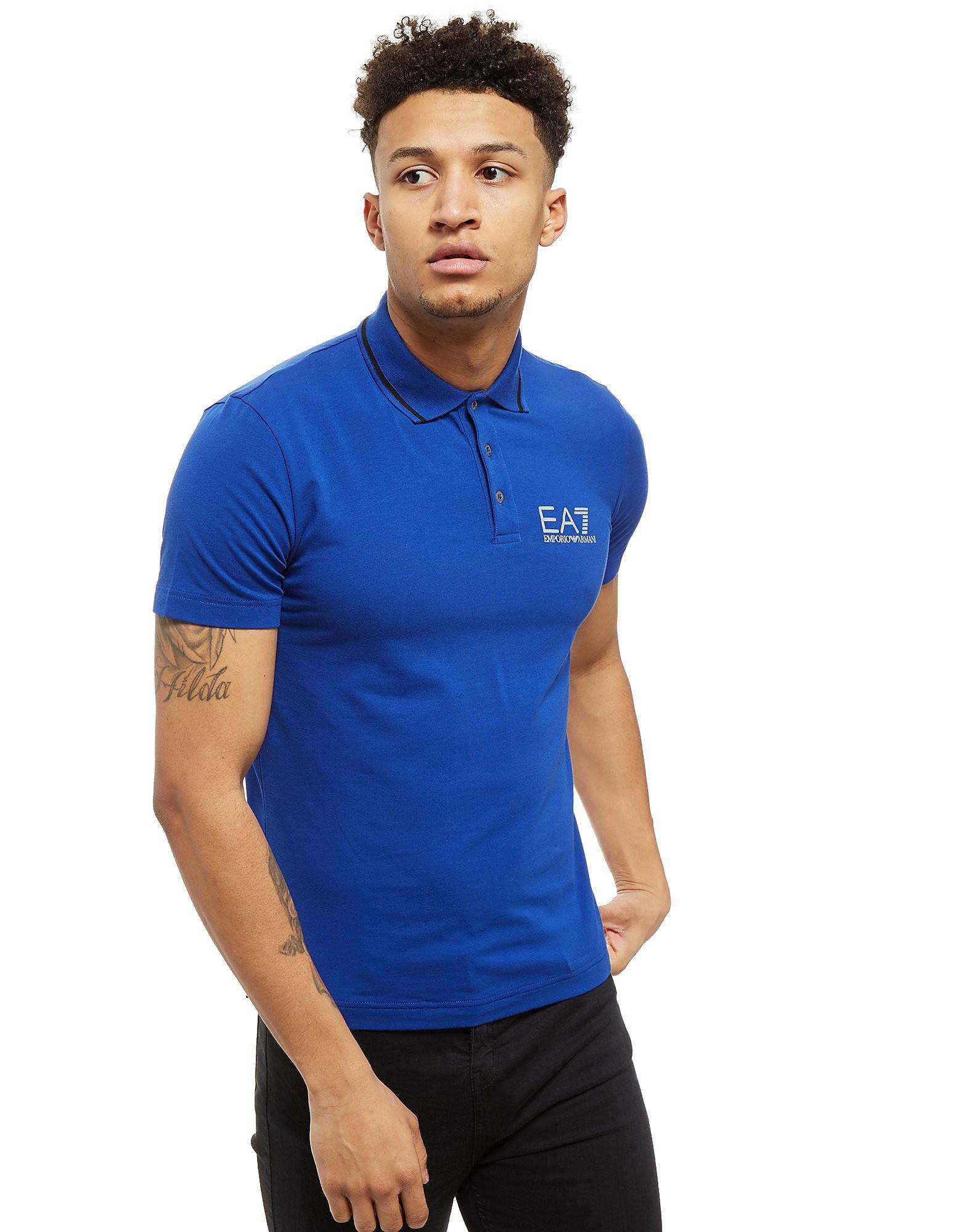 Emporio Armani EA7 Core Polo Shirt Herre