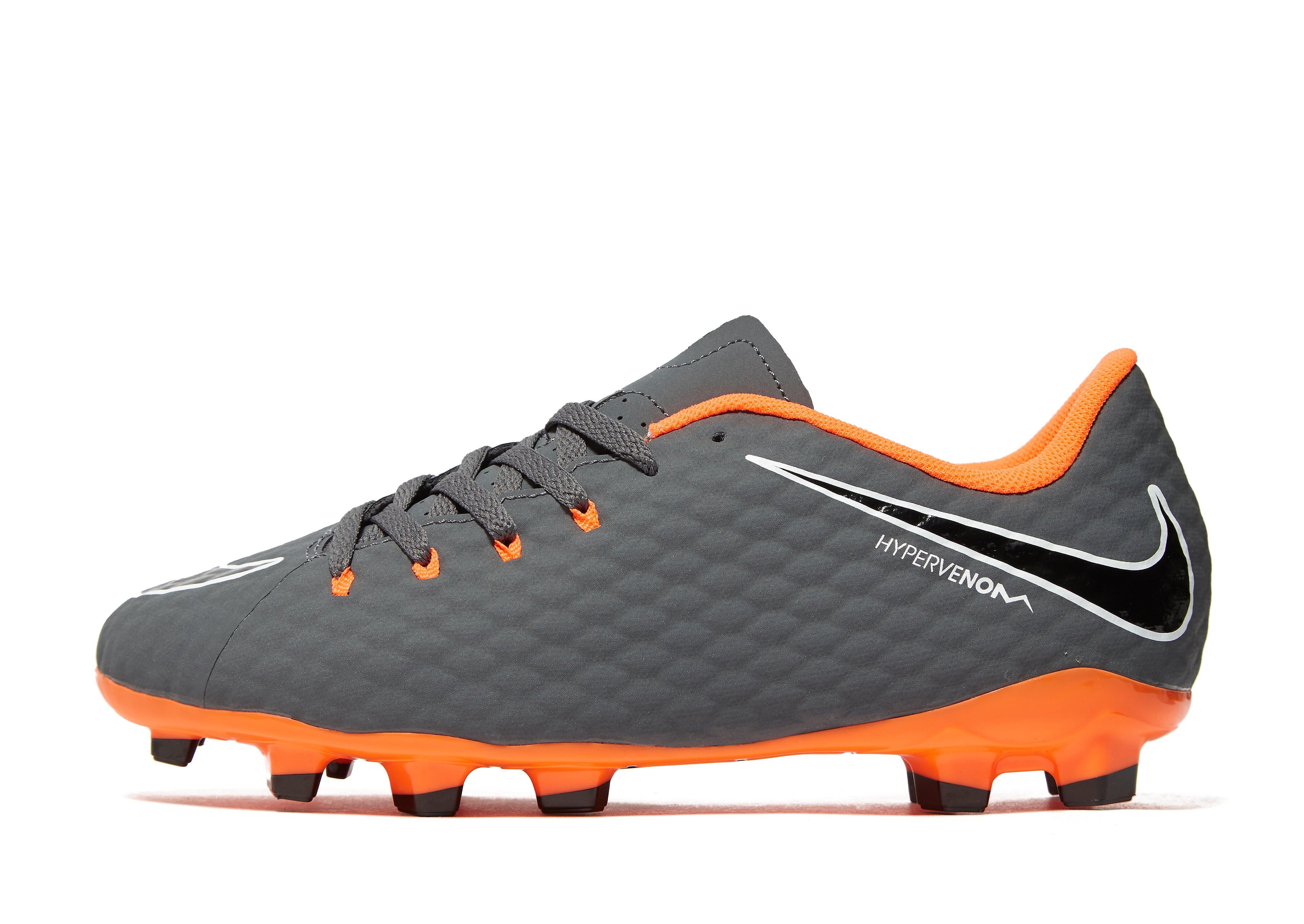 Nike Fast AF Hypervenom Academy FG Junior Fodbold Støvle