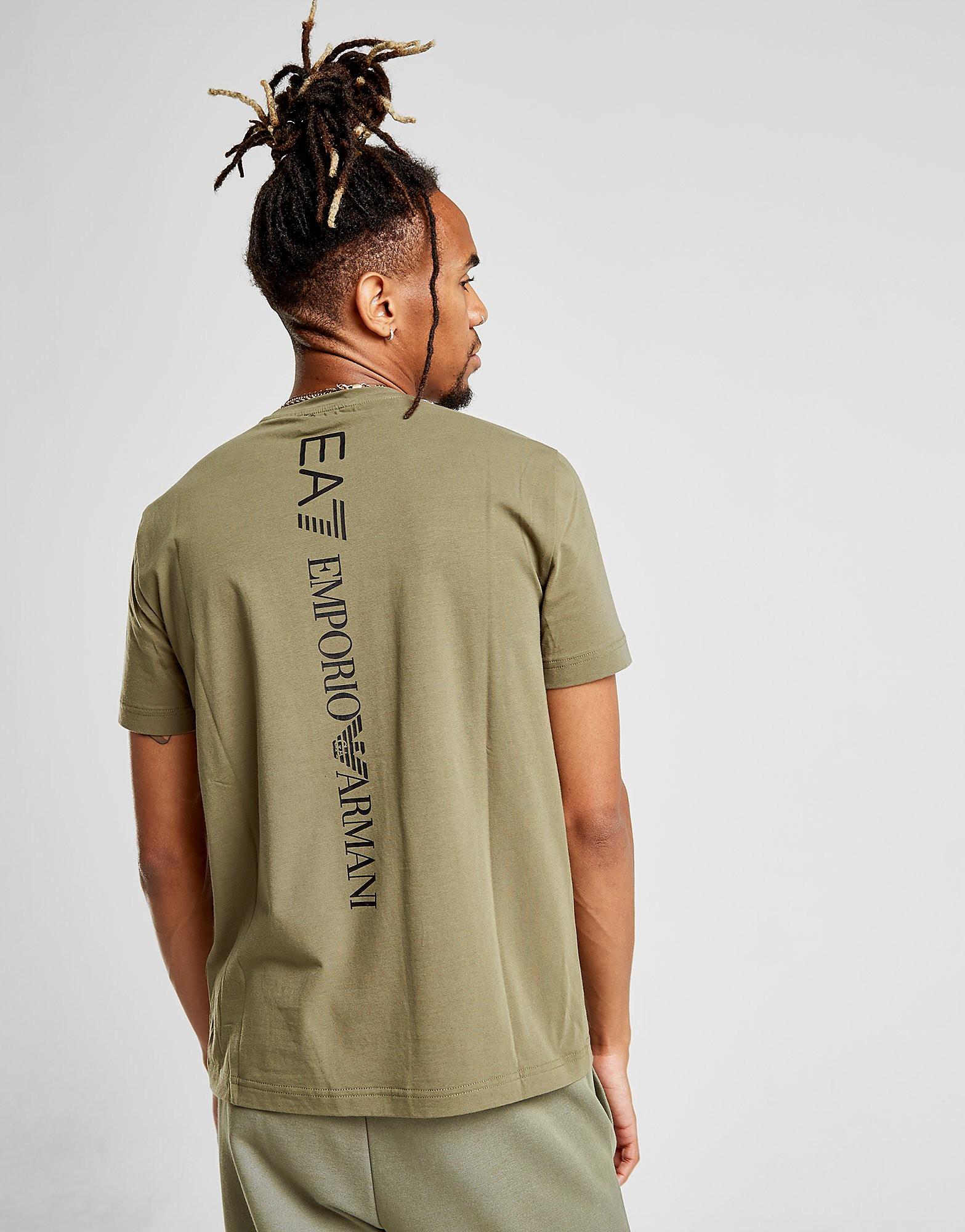 Emporio Armani EA7 Back Vertical Logo T-Shirt