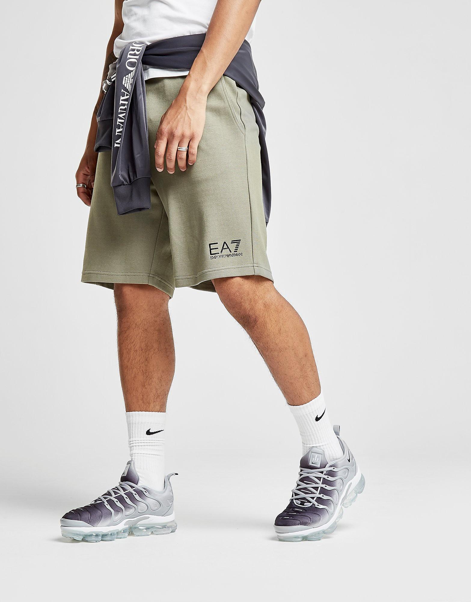 Emporio Armani EA7 Double Knit Shorts