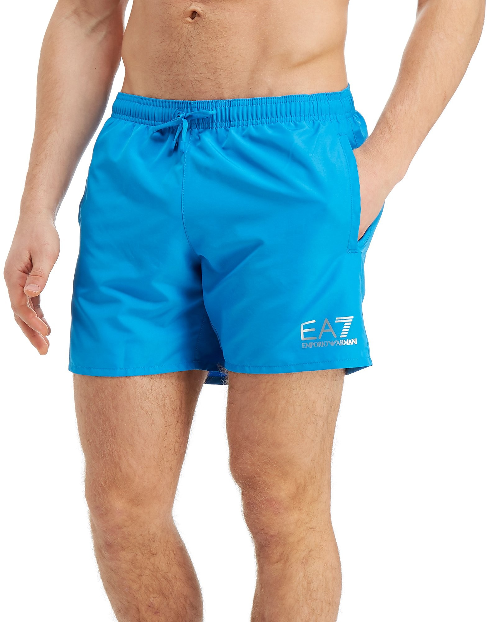 Emporio Armani EA7 Core Swim Shorts Heren