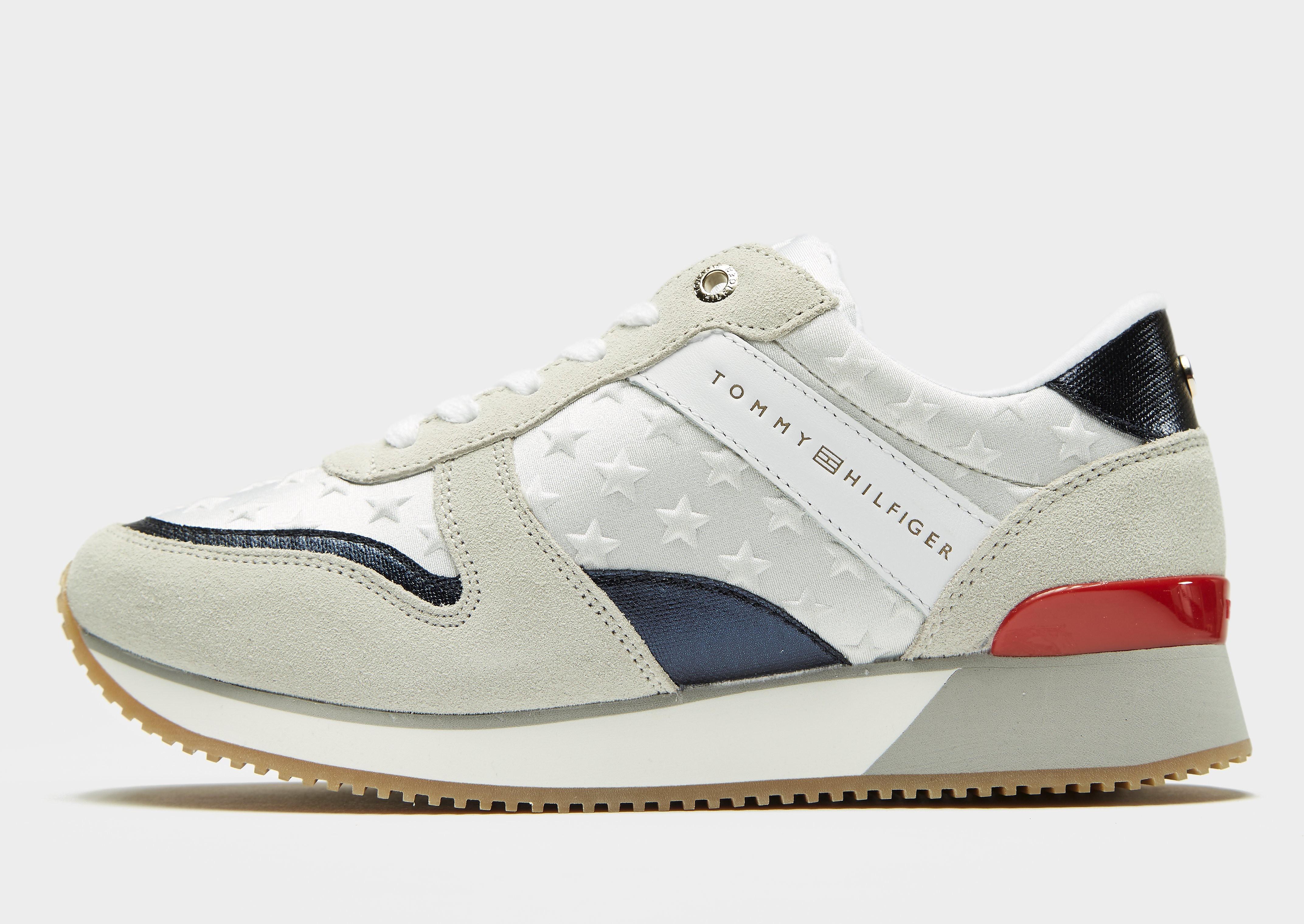 Tommy Hilfiger Star Sneaker Suede Women's