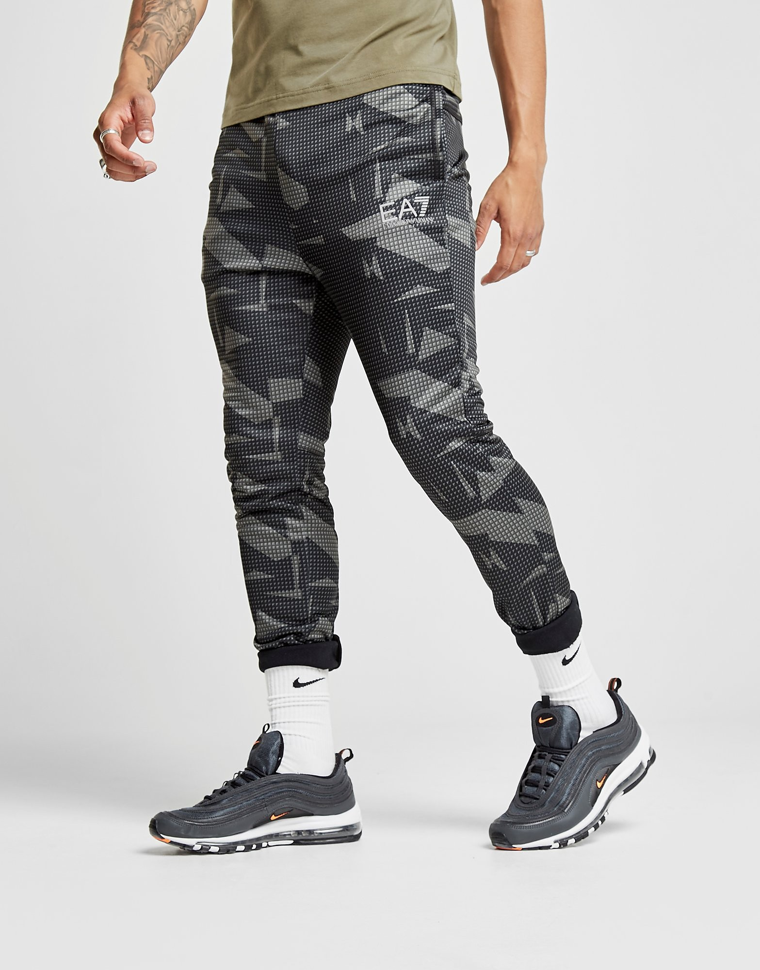 Emporio Armani EA7 Poly Tech Vigor Pants