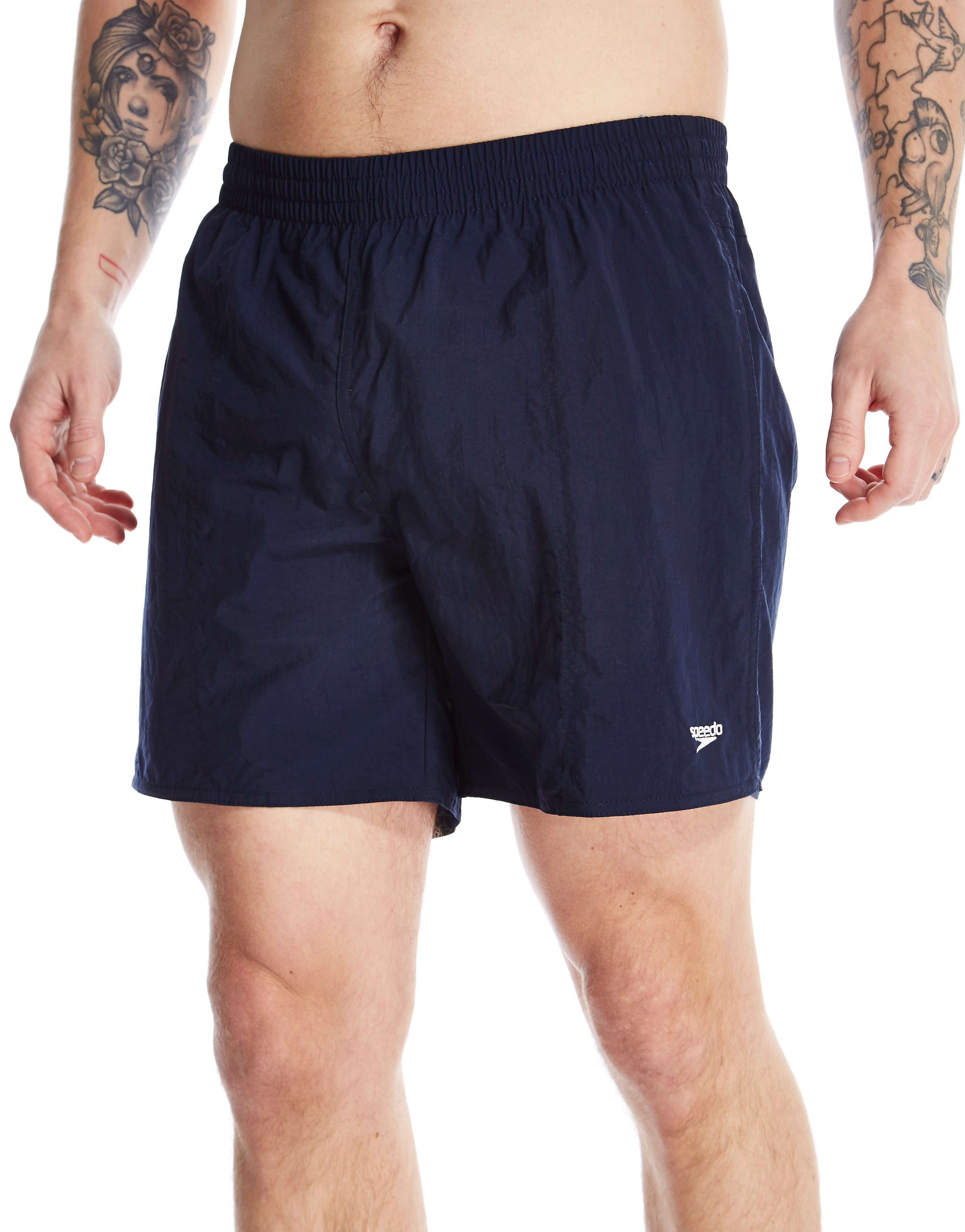 Speedo Solid Lesiure Shorts