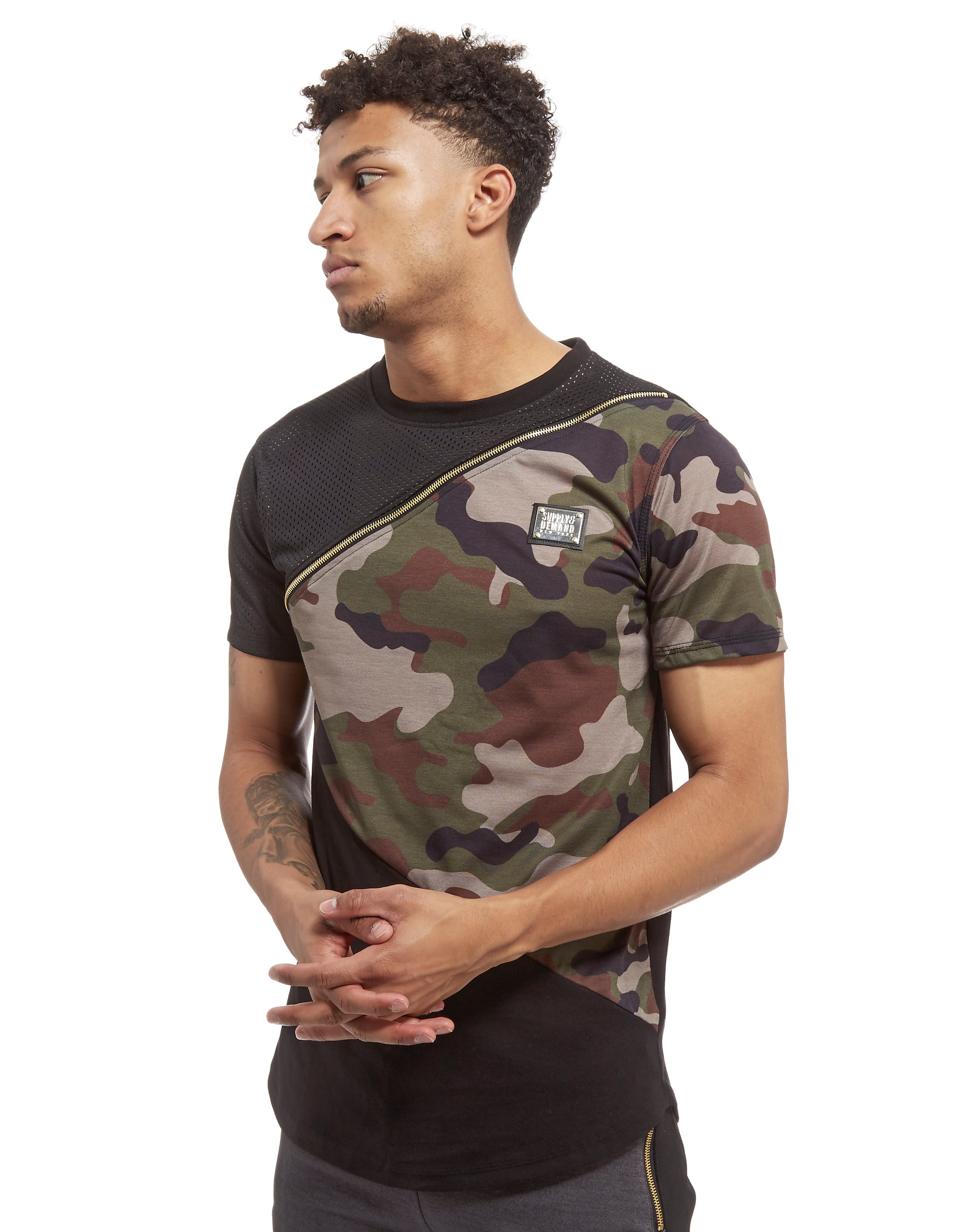 Supply & Demand Nova Slice T-Shirt Heren