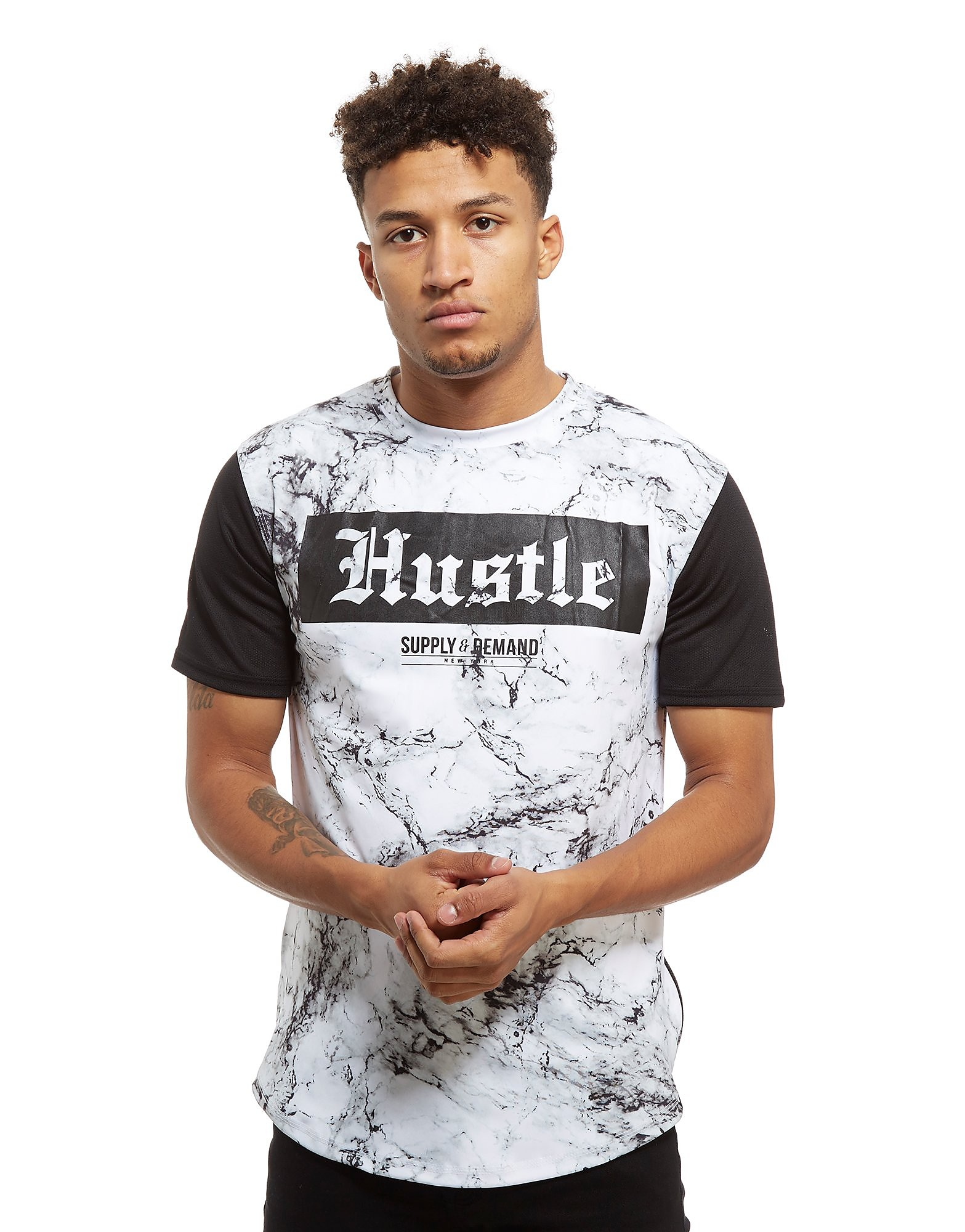 Supply & Demand Roman T-Shirt - Only at JD, White