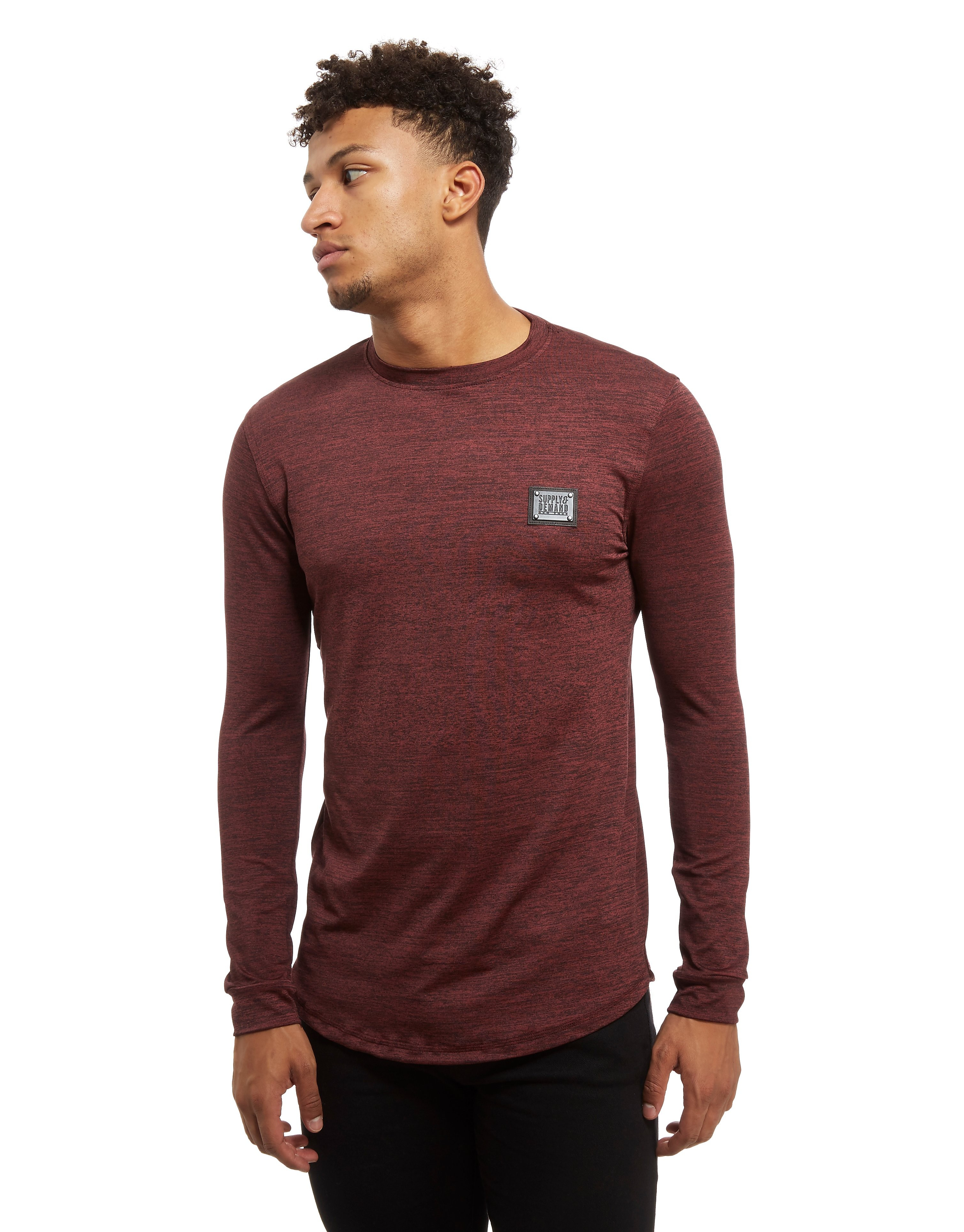 Supply & Demand Truffle Hendrick Long Sleeve T-Shirt