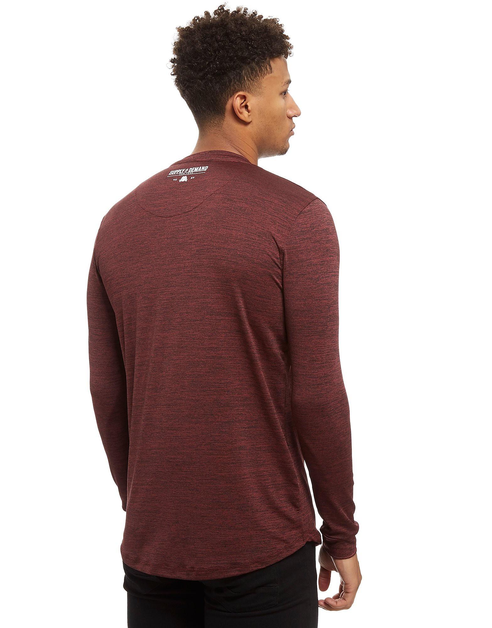 Supply & Demand Truffle Hendrick Long Sleeve T-Shirt