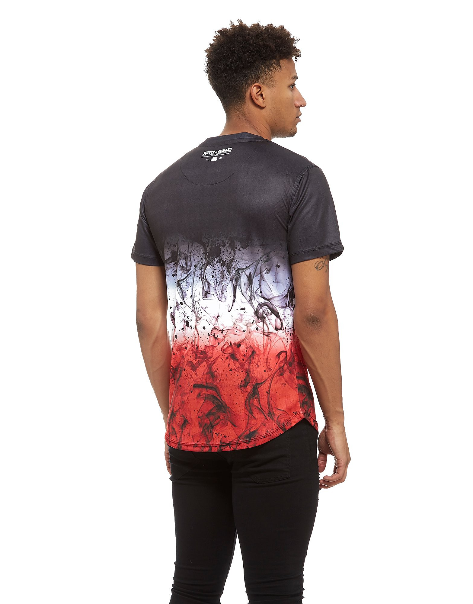 Supply & Demand camiseta Trio Smoke