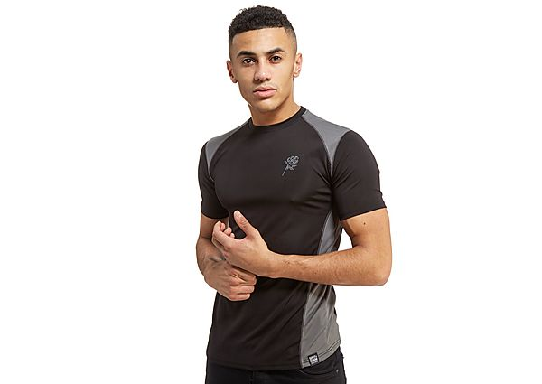 Supply & Demand Field T-Shirt - Only at JD, Black