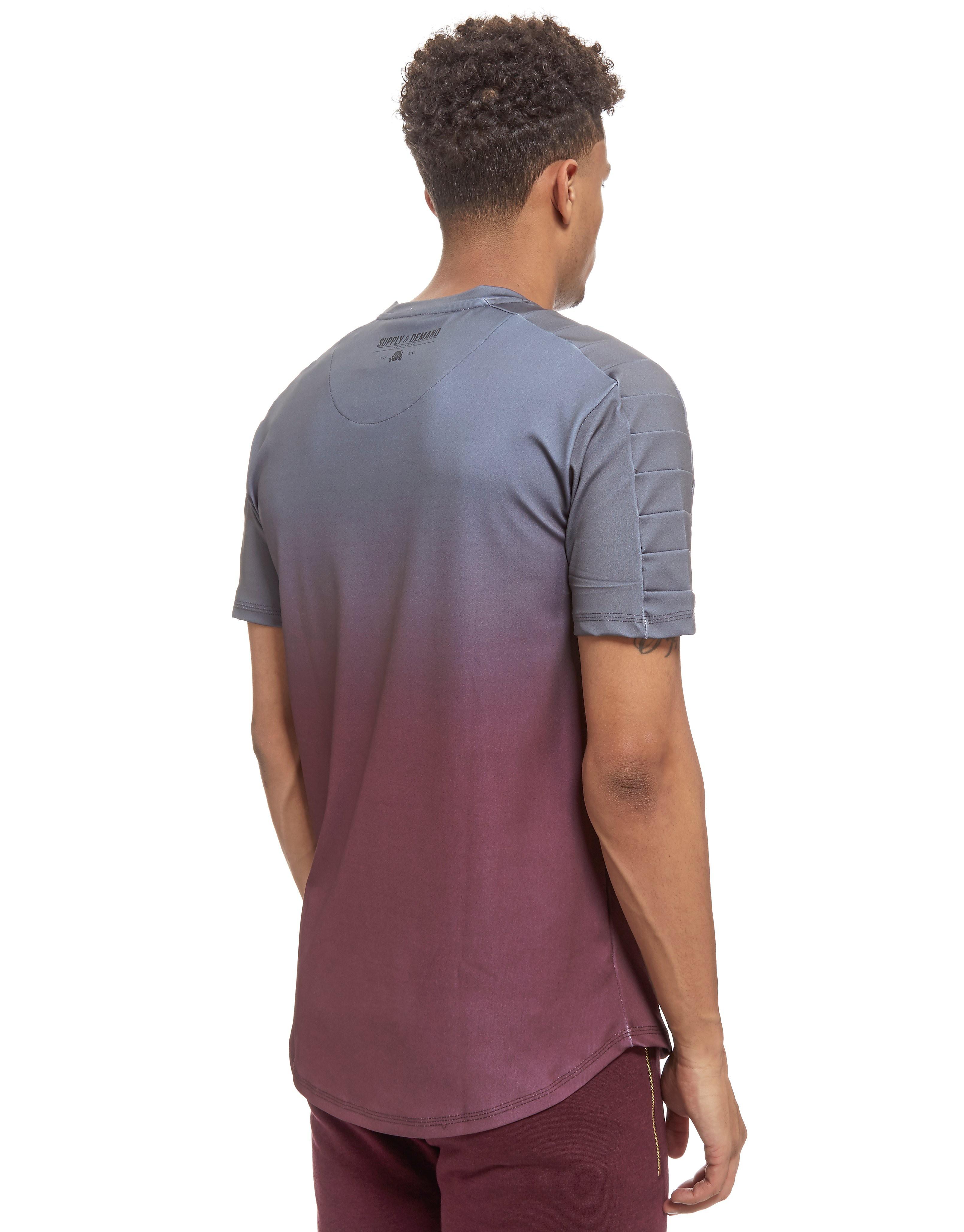 Supply & Demand Gothic Fade T-Shirt