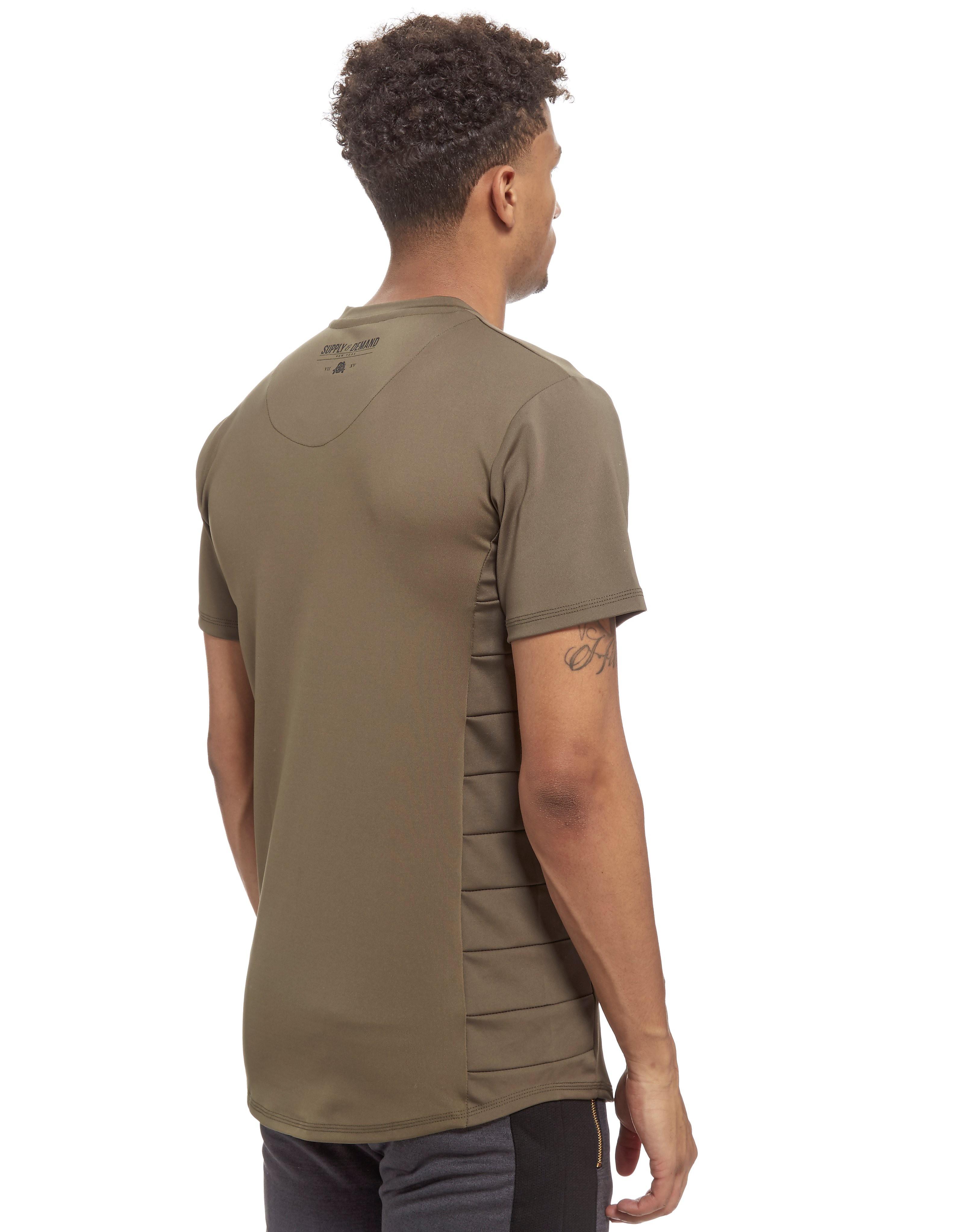 Supply & Demand Gothic Snake T-Shirt