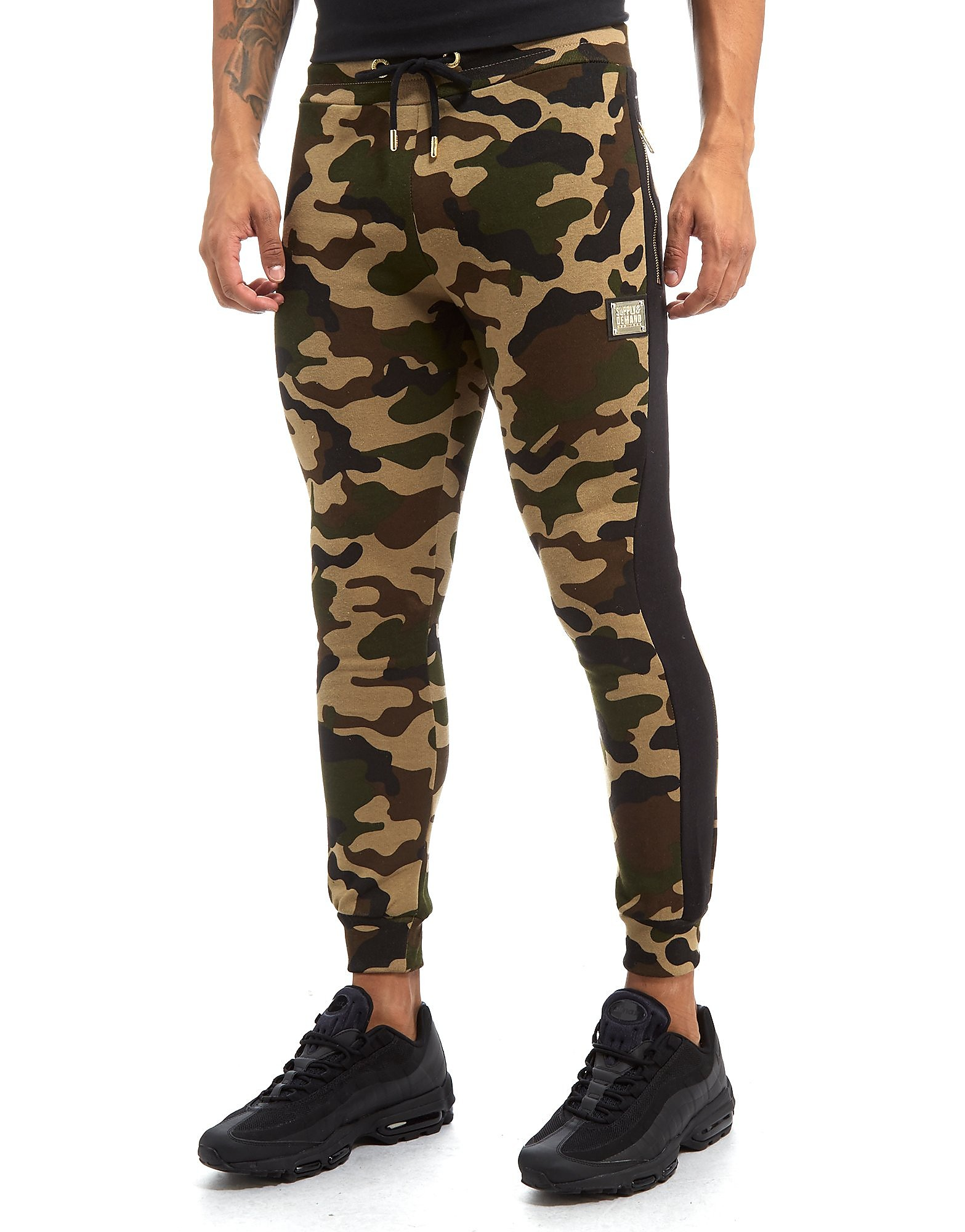 Supply & Demand Nova Joggers - Only at JD, Camo