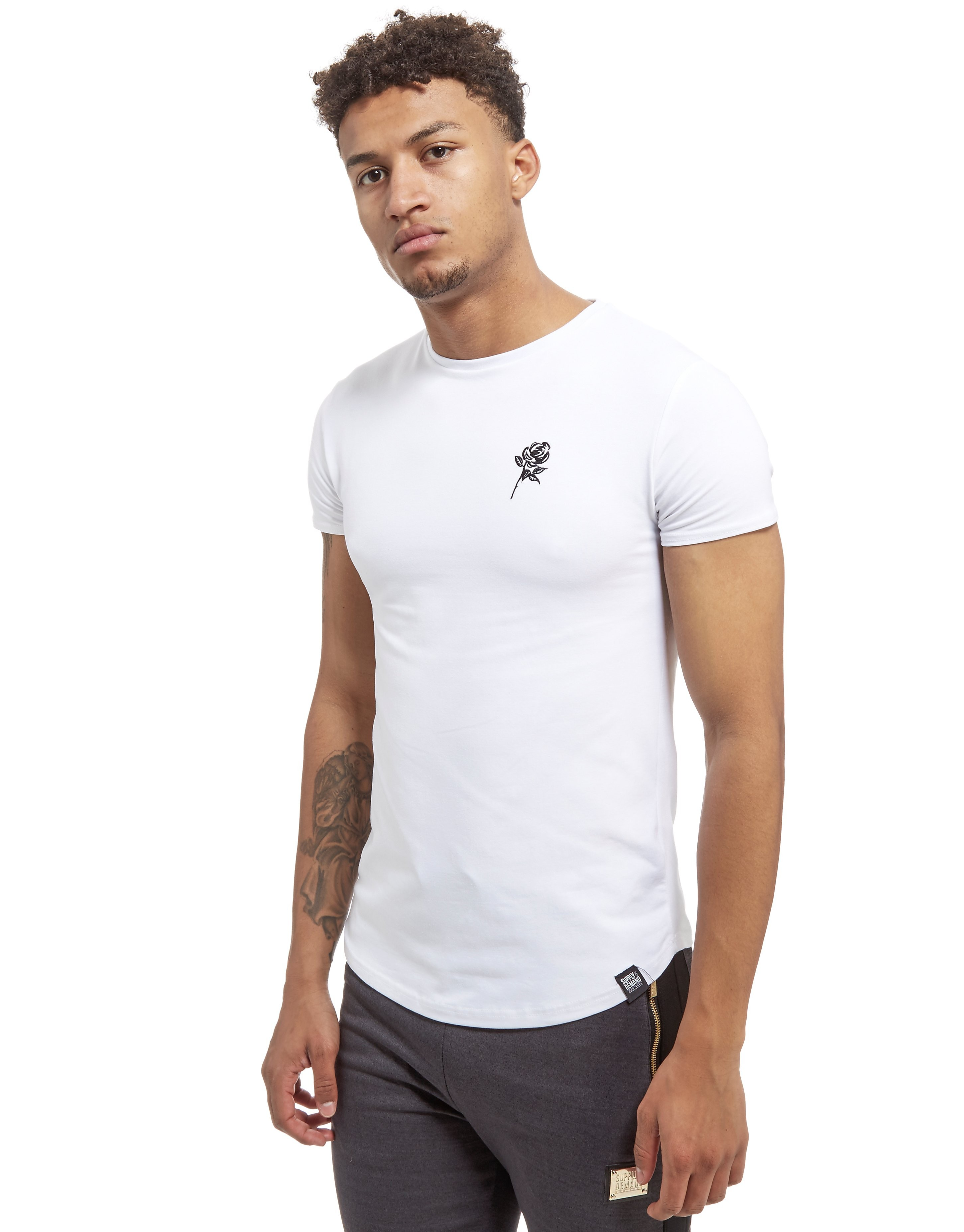 Supply & Demand Reps T-Shirt Homme