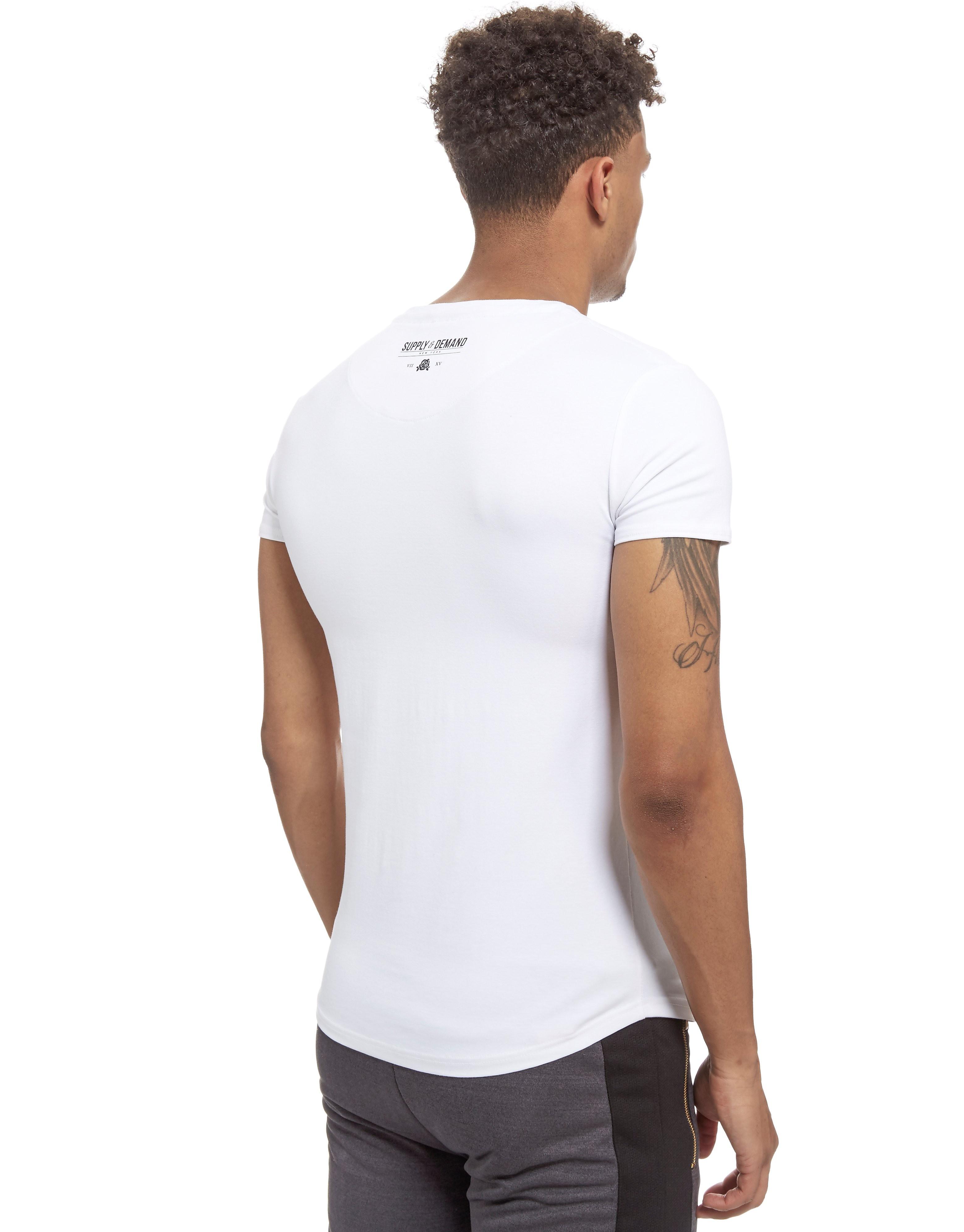 Supply & Demand Reps T-Shirt Heren