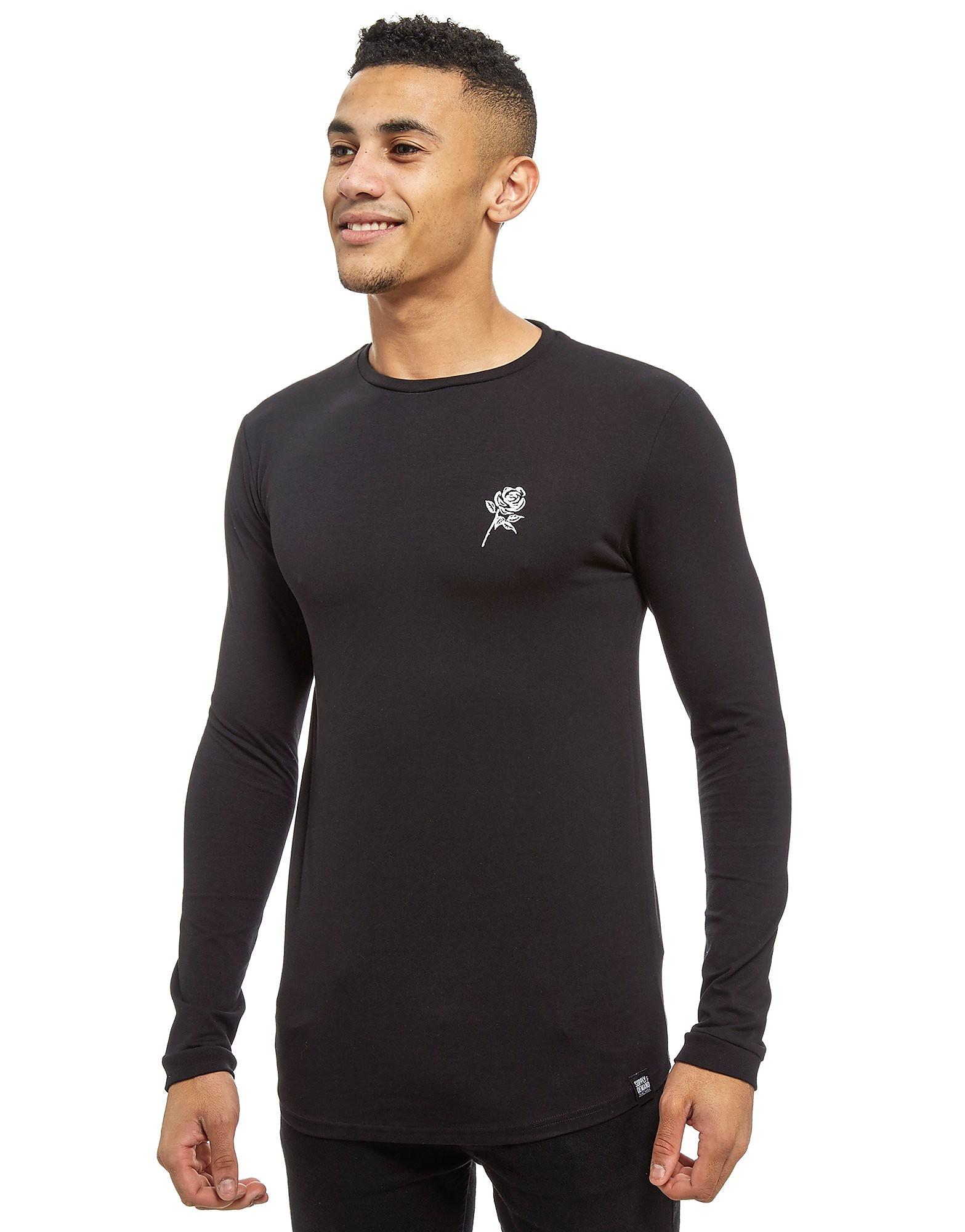 Supply & Demand Reps T-Shirt - Only at JD, Black
