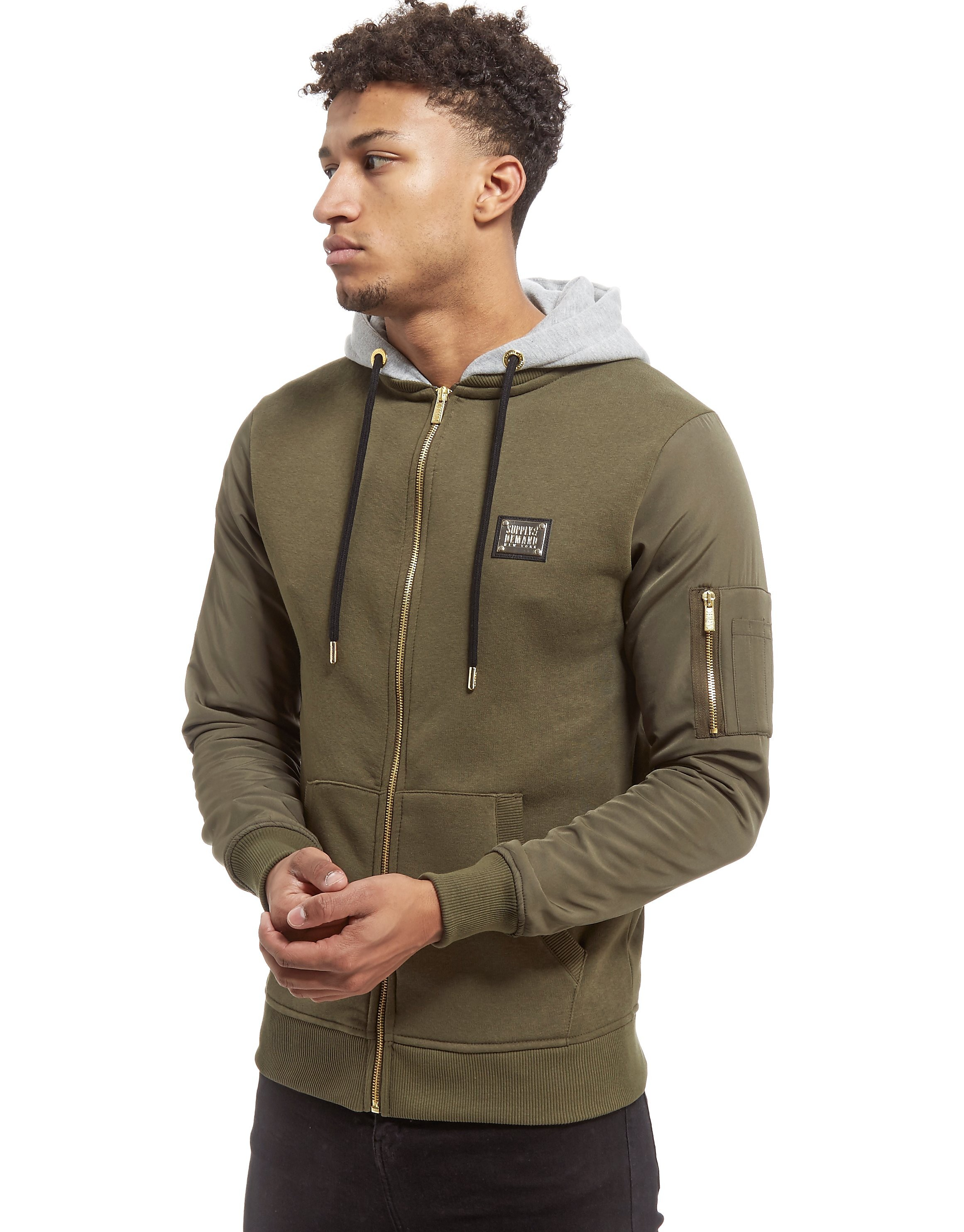 Supply & Demand Jaxon Hoodie