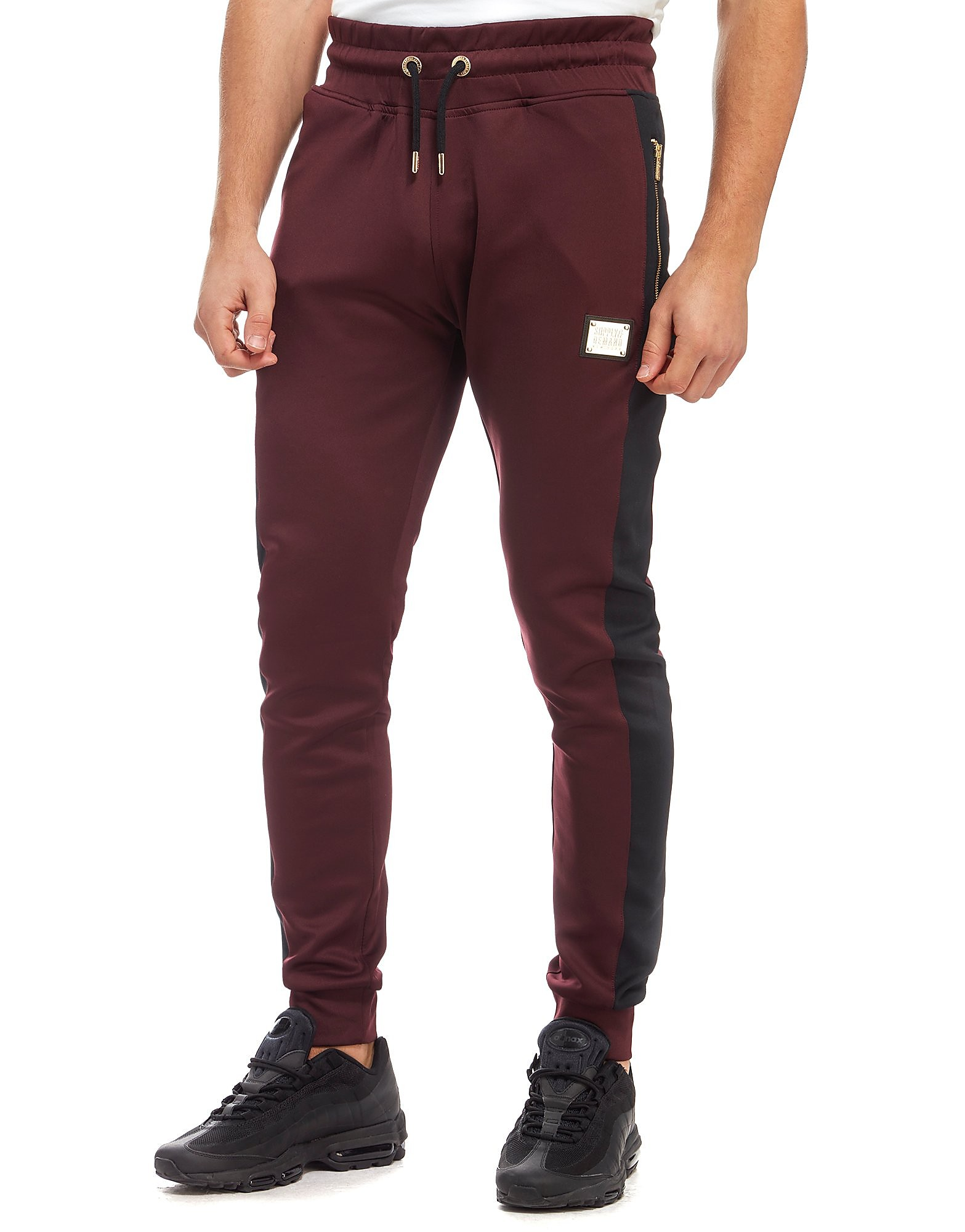 Supply & Demand Sky Joggers - Only at JD, Burgundy