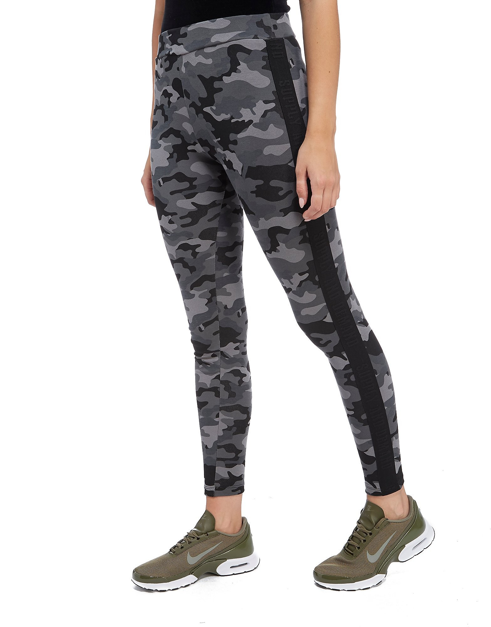 Supply & Demand Tape Camo Leggings
