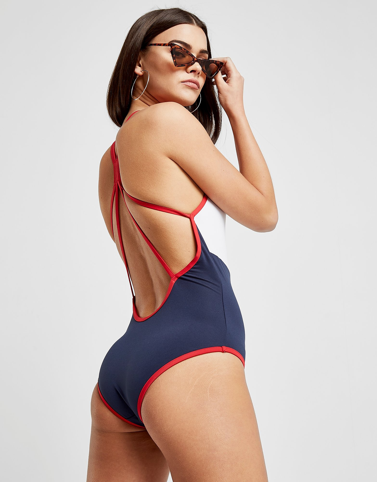 Emporio Armani EA7 Panel Swimsuit