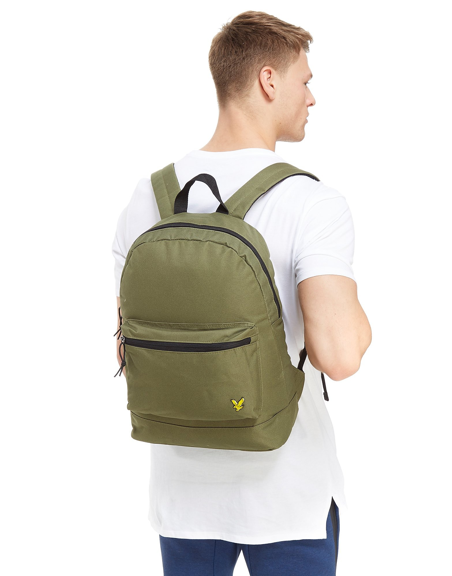 Lyle & Scott mochila Small Eagle