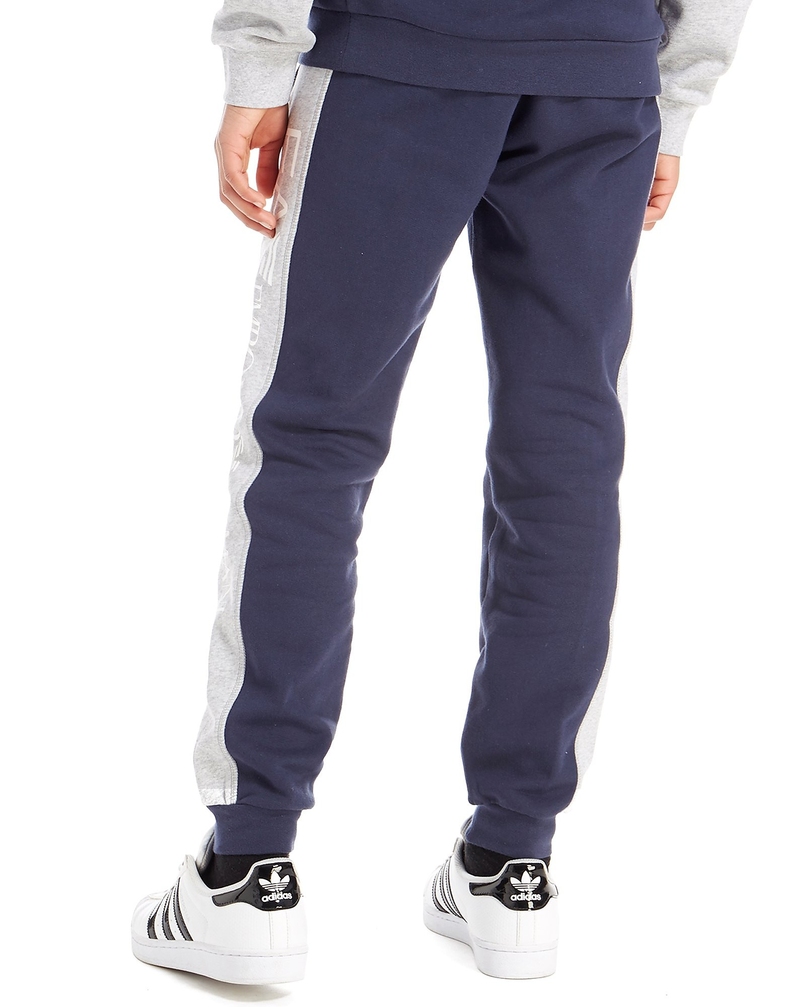 Emporio Armani EA7 Panel Fleece Pants Junior