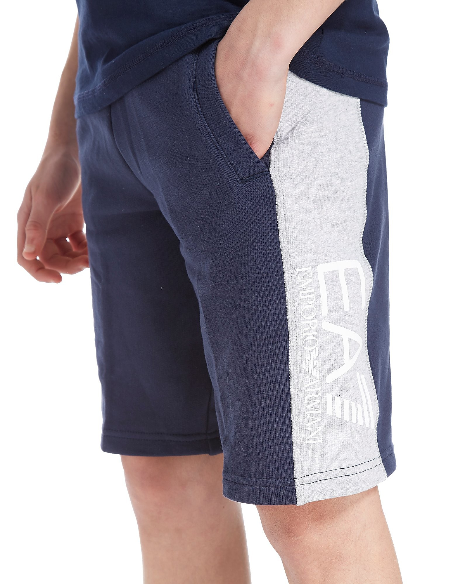 Emporio Armani EA7 Panel Fleece Shorts Junior