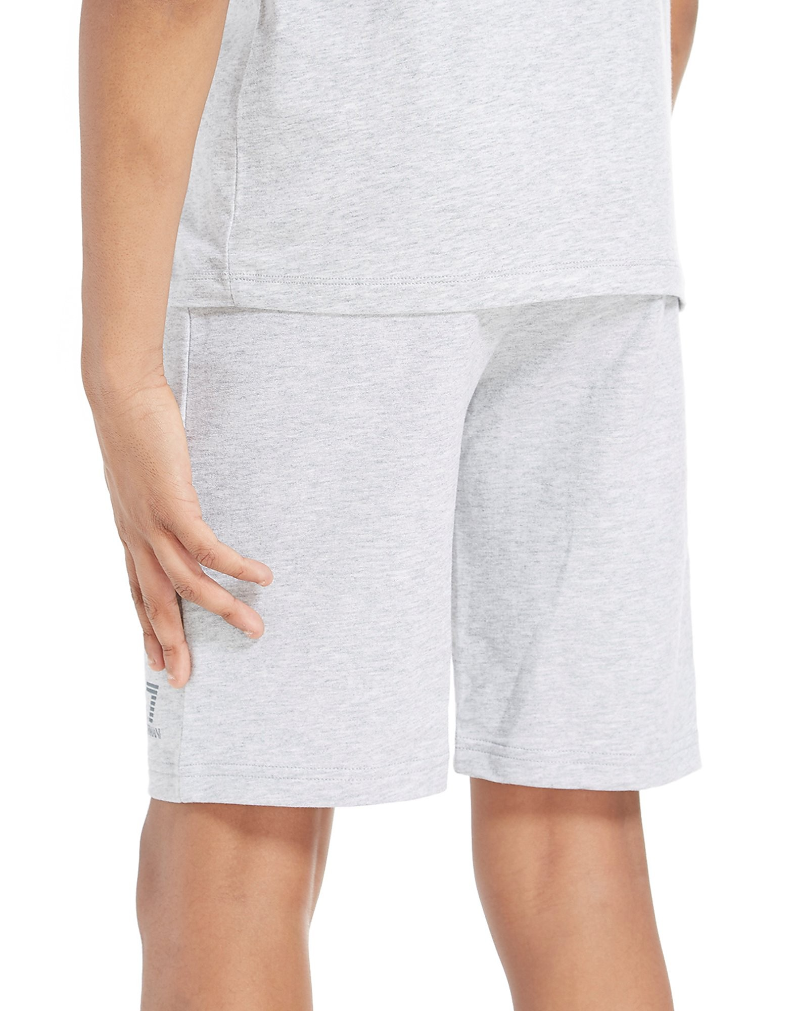 Emporio Armani EA7 Core Fleece Shorts Junior