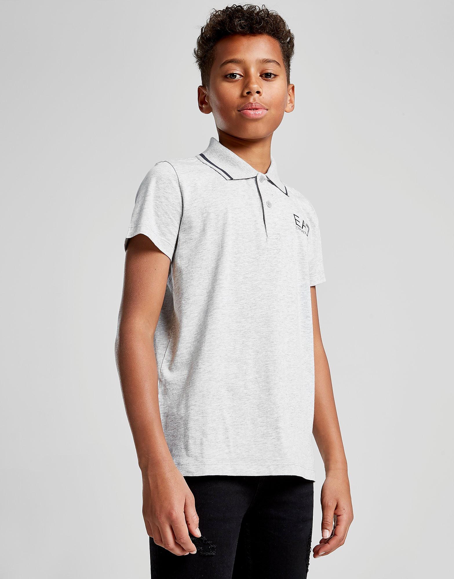 Emporio Armani EA7 Core Jersey Polo Shirt Junior