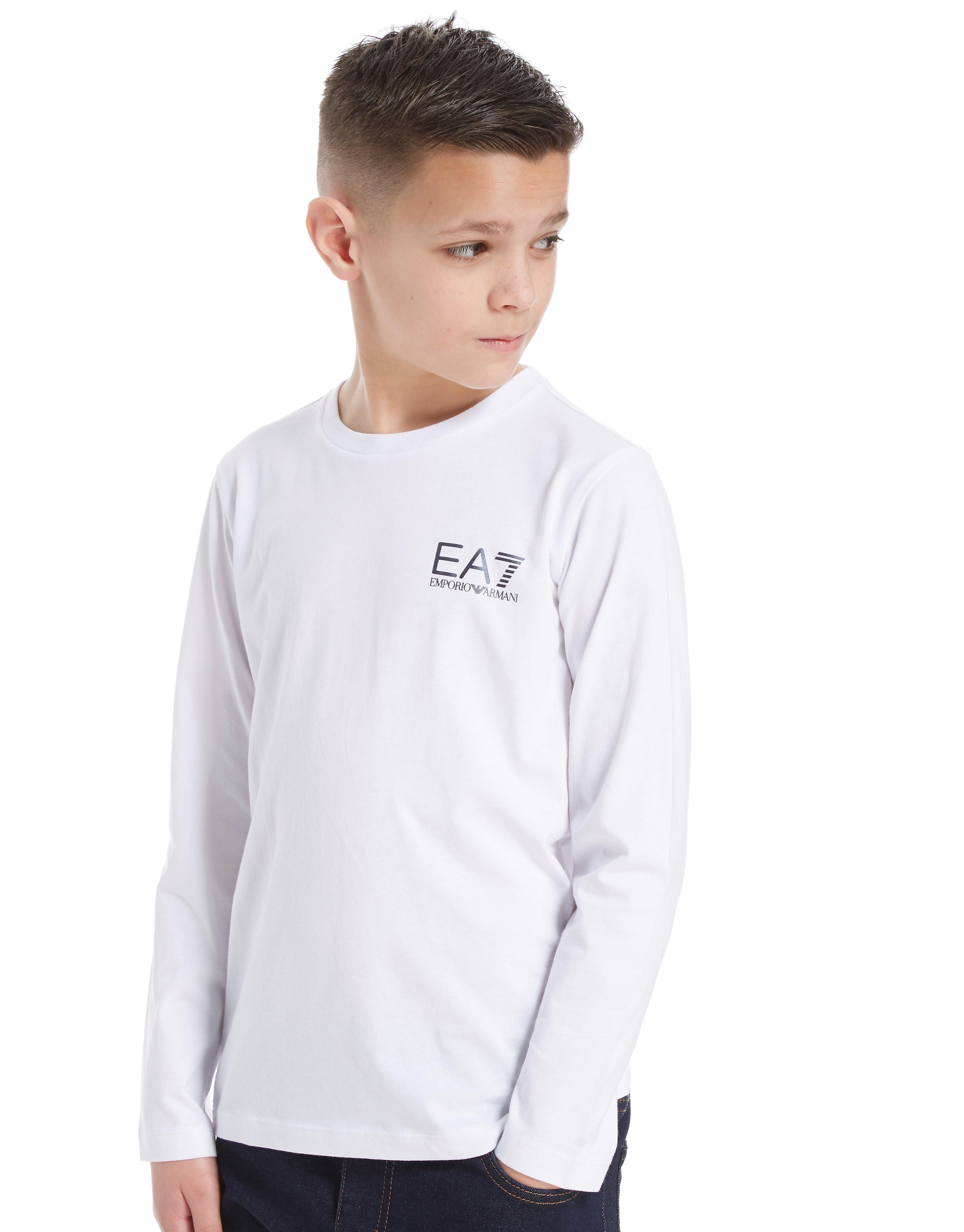 Emporio Armani EA7 Core Logo Long Sleeve T-Shirt Junior