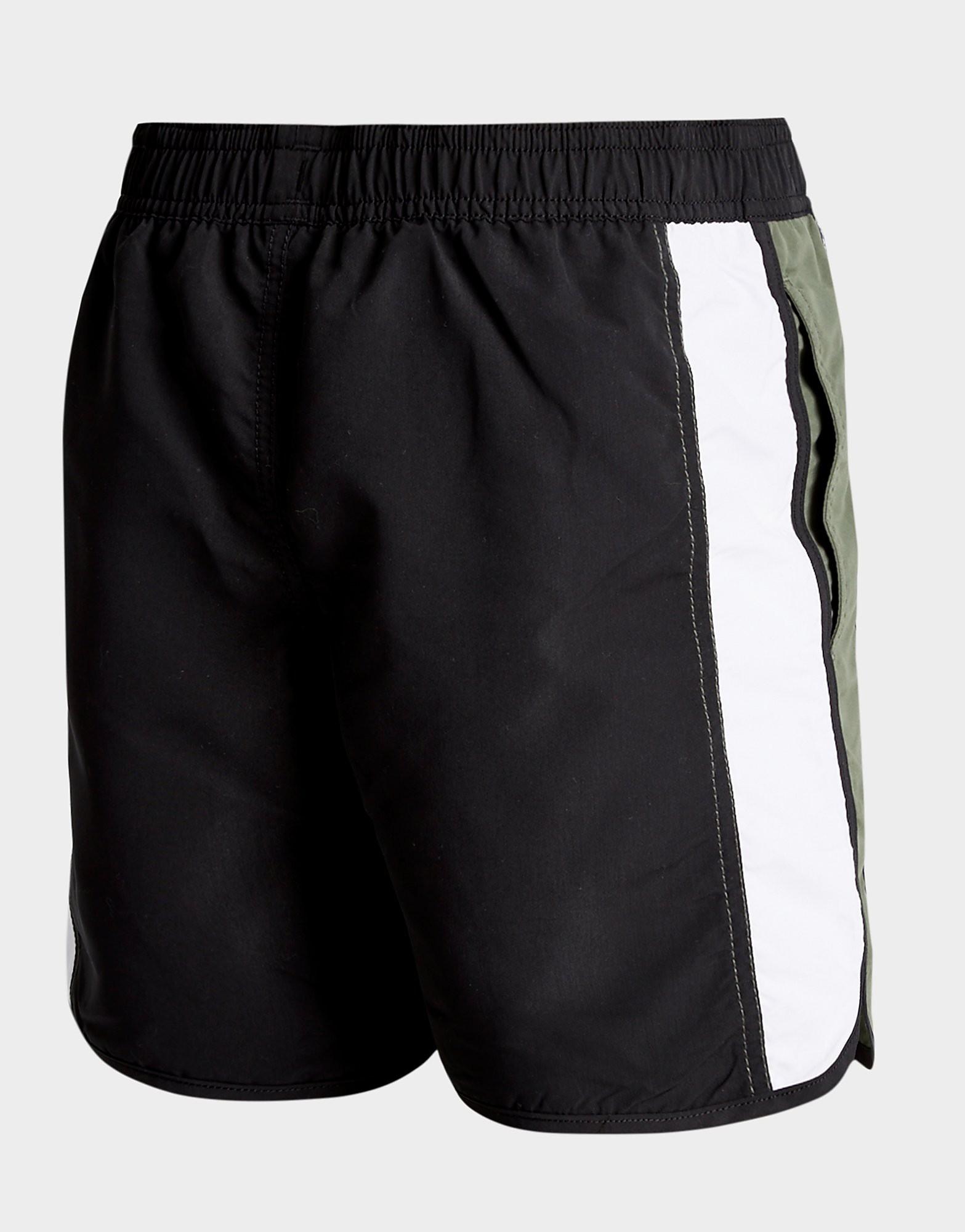 Emporio Armani EA7 Colour Block Swim Shorts Junior