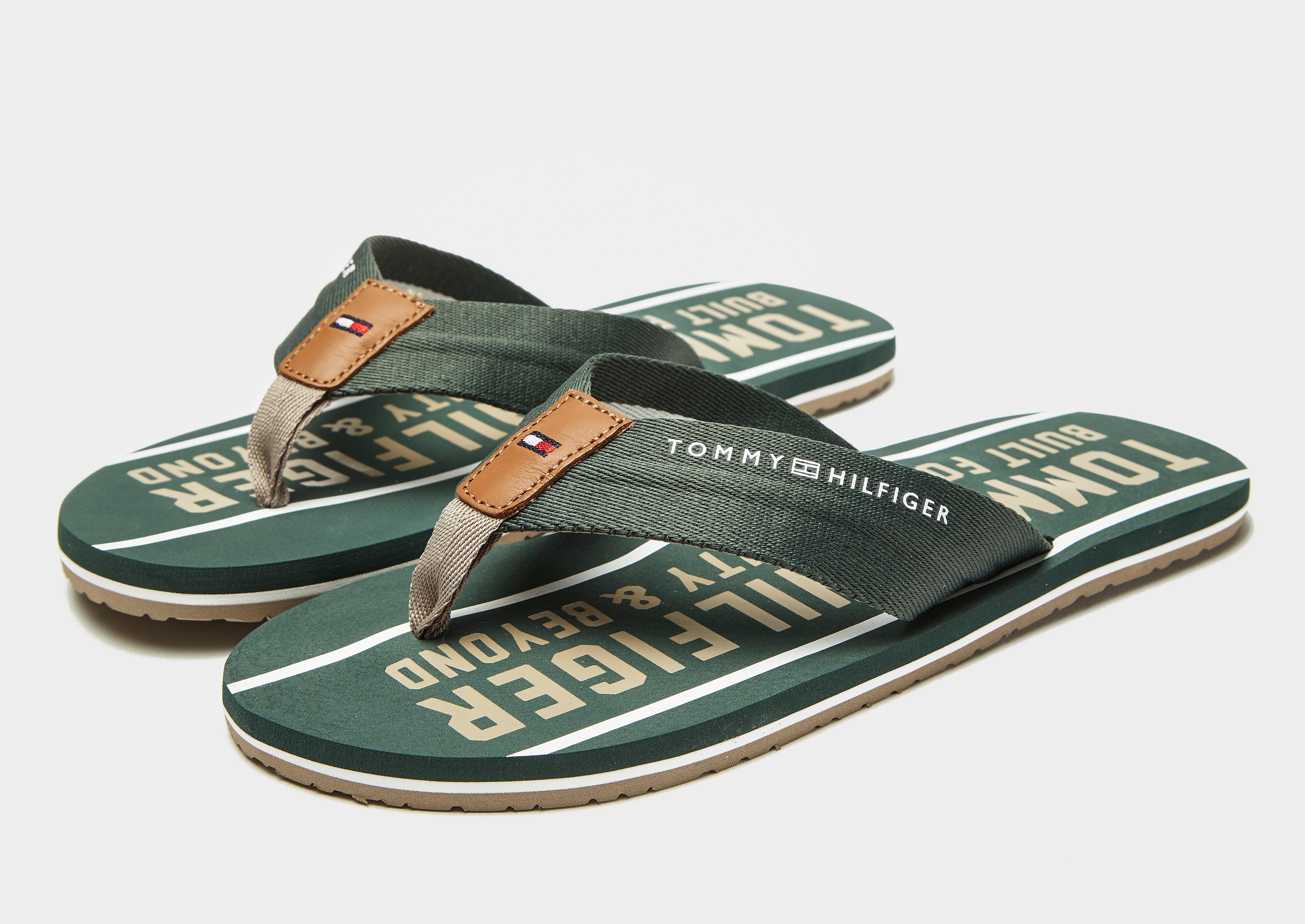 Tommy Hilfiger Smart Beach Flip Flops