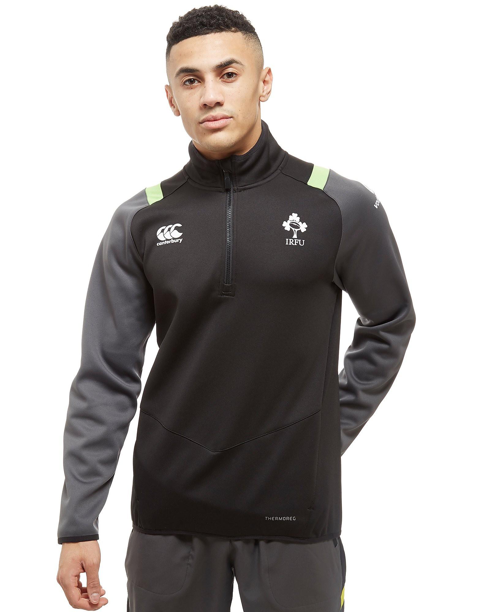 Canterbury Ireland RFU Thermal 1/2 Zip Sweatshirt