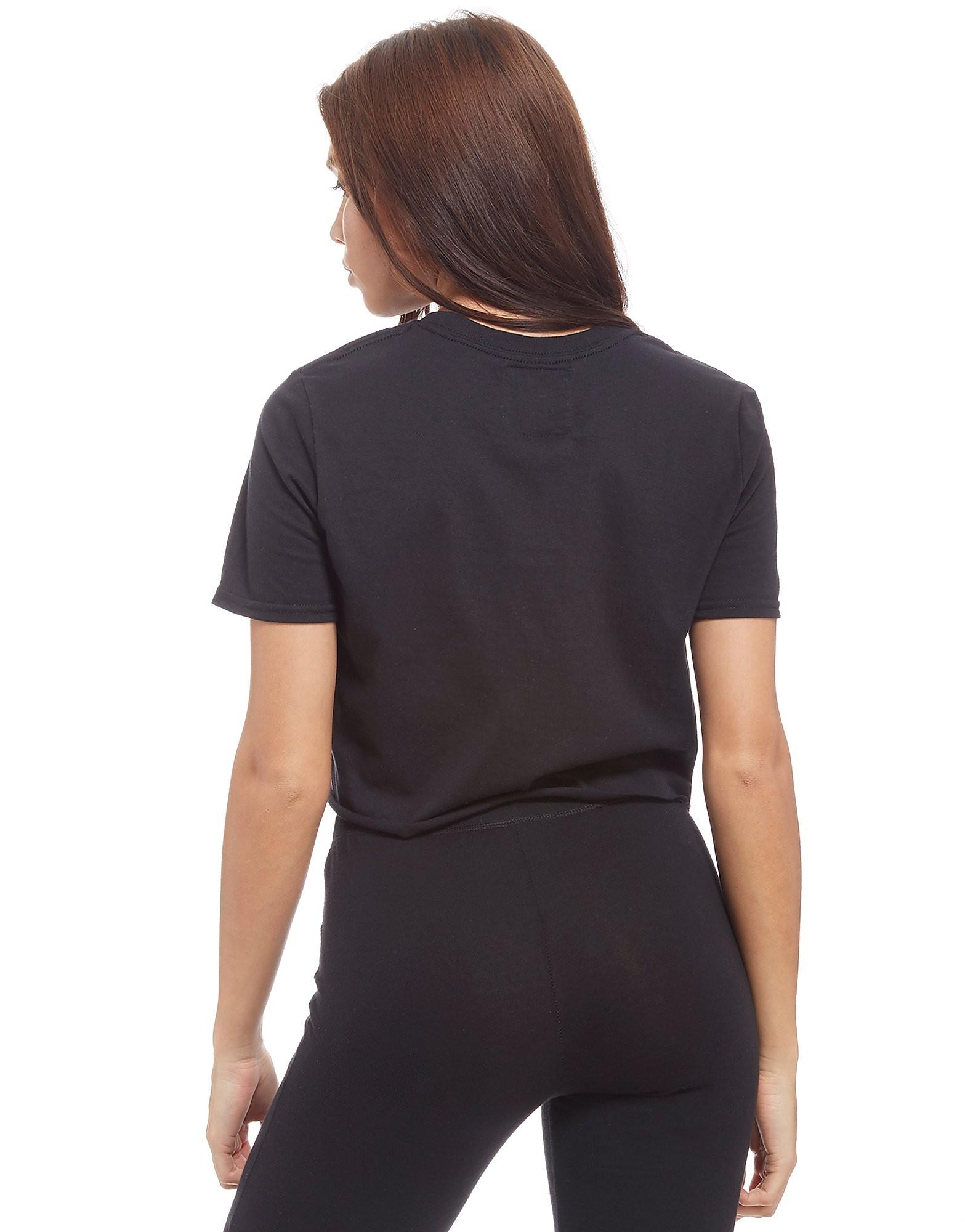 Supply & Demand Sass Girl Crop T-Shirt Dames