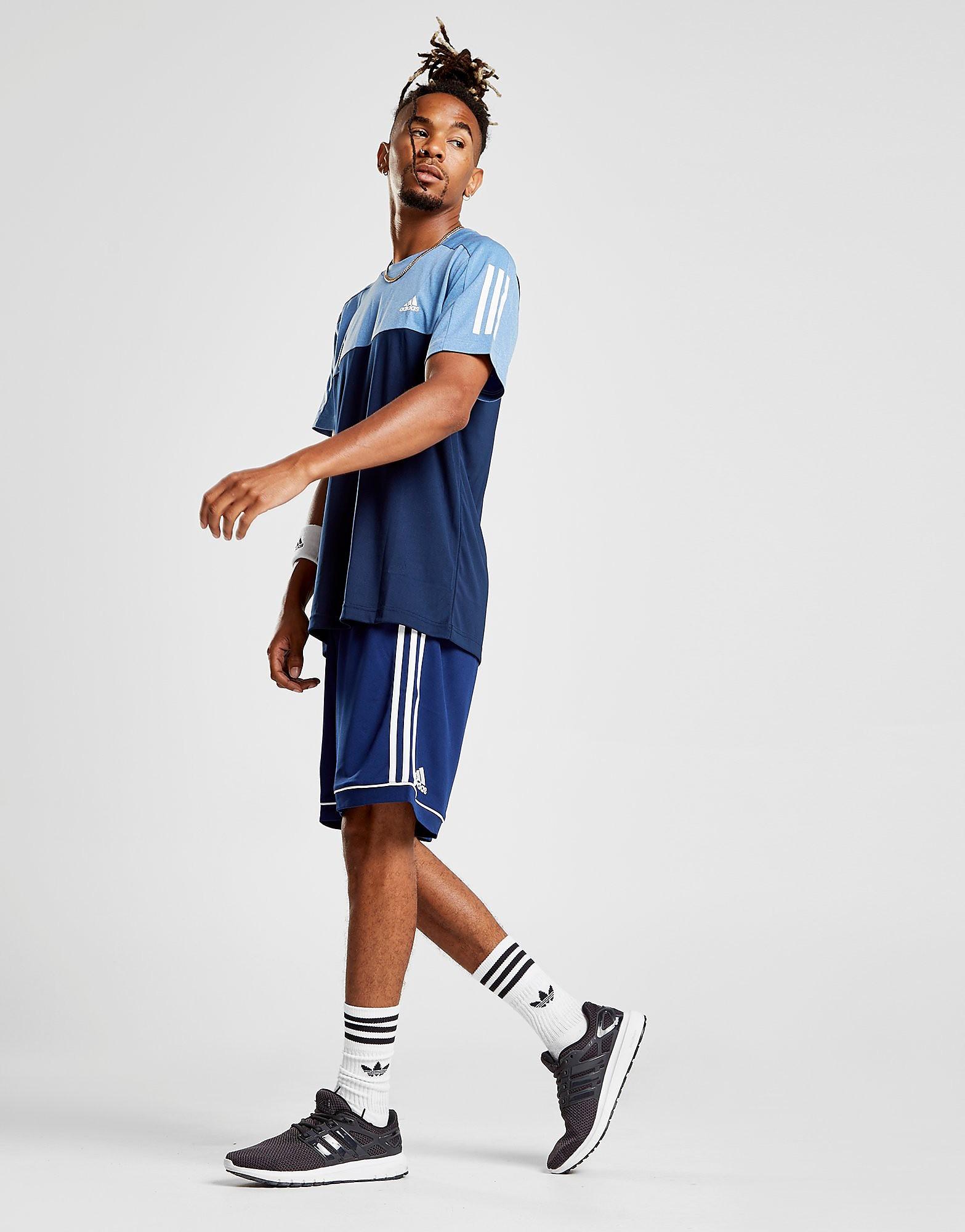 adidas Squad Shorts Heren - Blauw - Heren