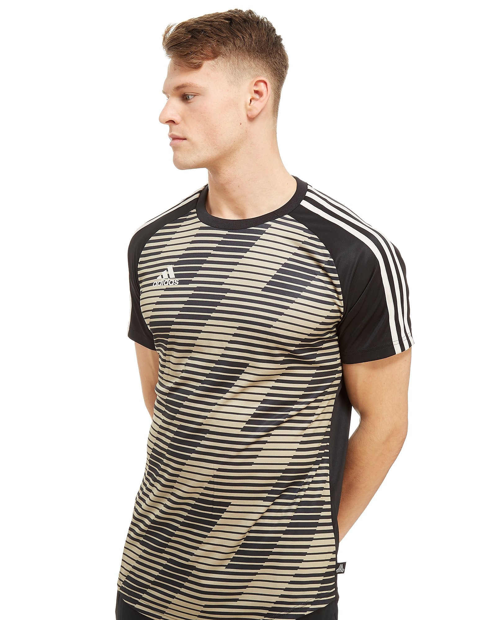 adidas Tango Graphic T-Shirt Heren