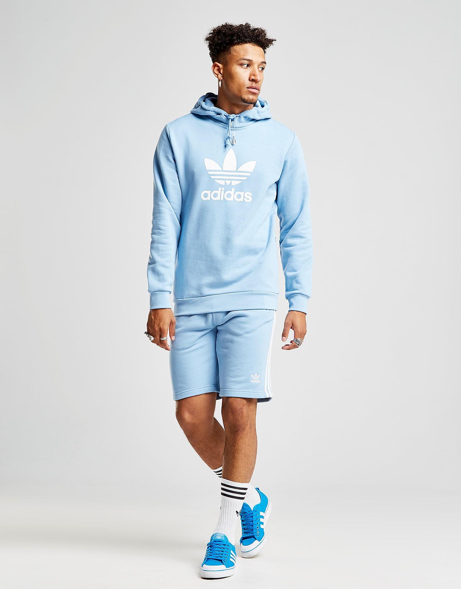 adidas Originals Trefoil State Overhead Hoody Heren