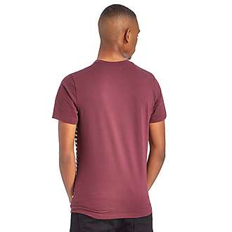 Fred Perry Pique Stripe Polo Shirt
