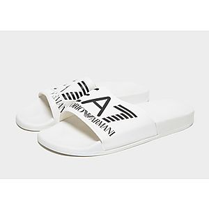 d72b2f39b Emporio Armani EA7 Sea World Slides Emporio Armani EA7 Sea World Slides