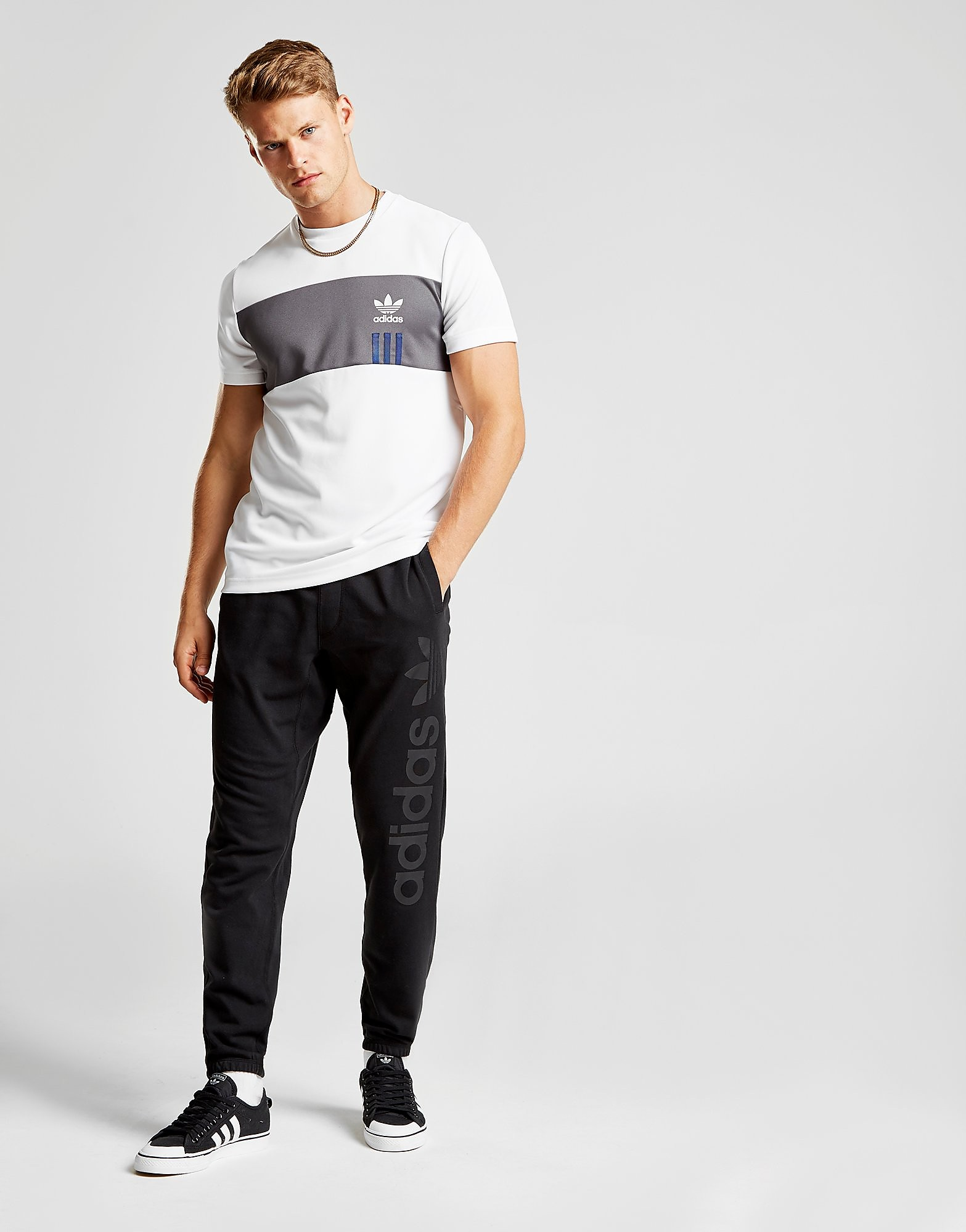 adidas Originals Skateboarding Tonal Linear Track Pants