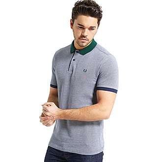 Fred Perry Tape Plackett Polo Shirt