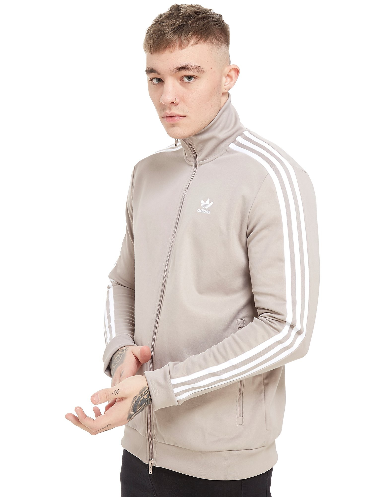 adidas Originals Beckenbauer Full Zip Track Top Heren