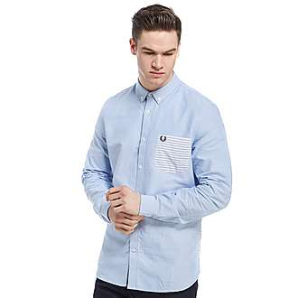 Fred Perry Oxford Pocket Shirt