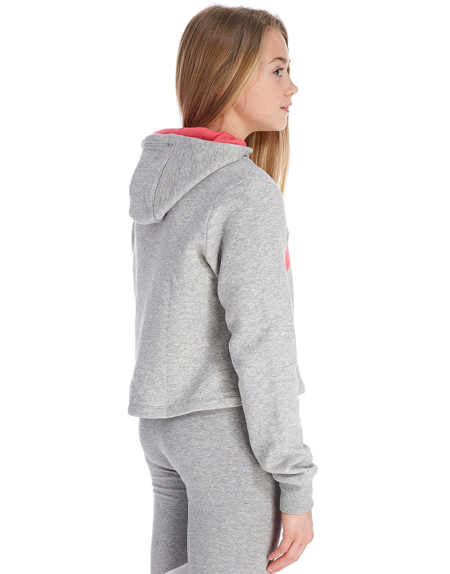 adidas Originals Girls' Crop Hoodie Junior