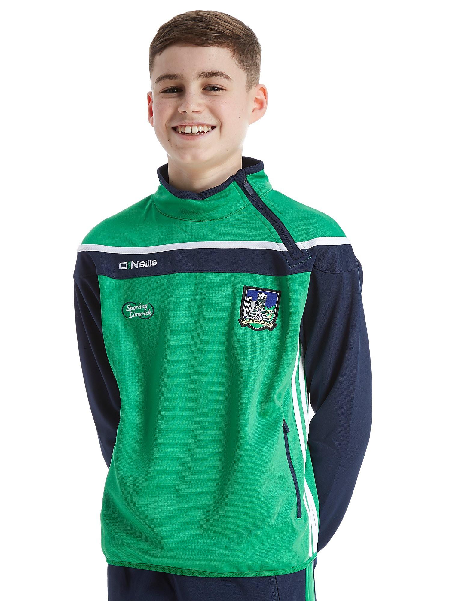 O'Neills Limerick Side Zip Top Junior